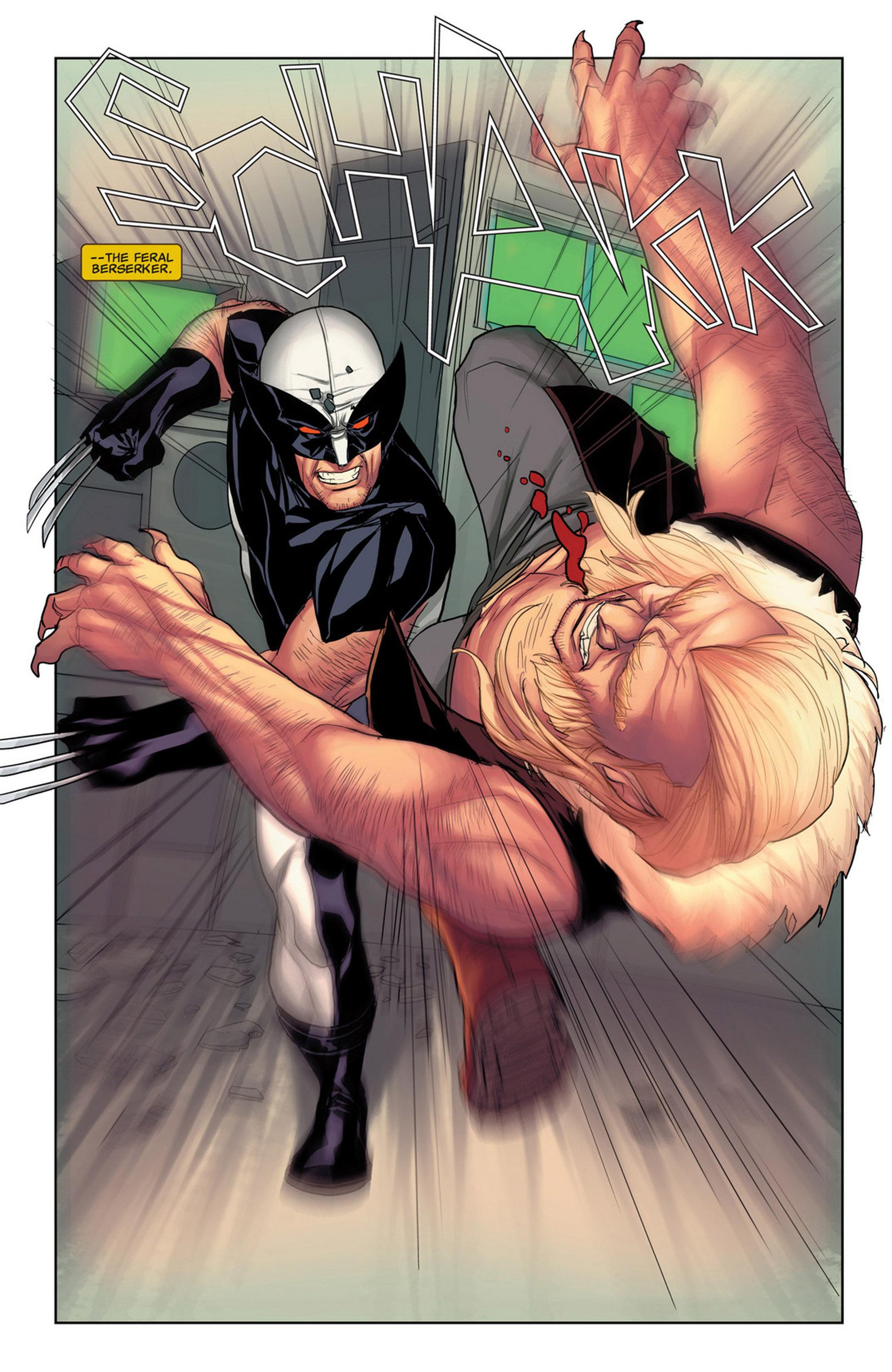 Uncanny X-Force (2010) #32 #34 - English 18