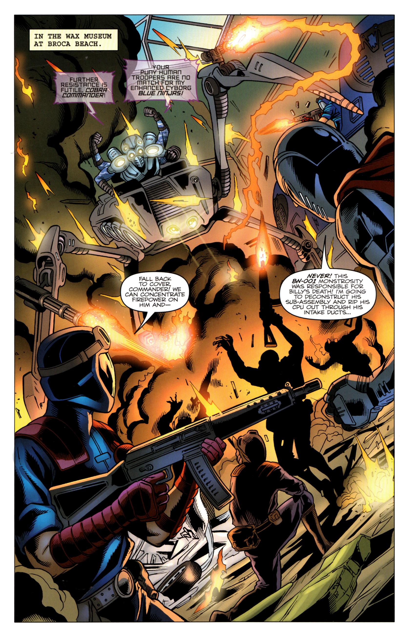 G.I. Joe: A Real American Hero 179 Page 3