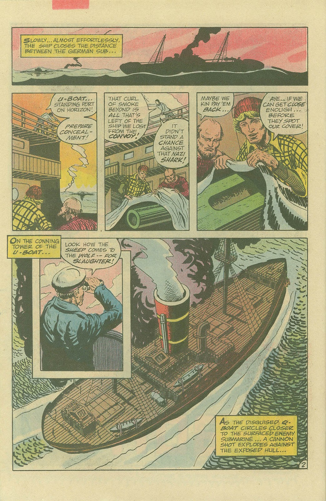 Sgt. Rock issue 389 - Page 17