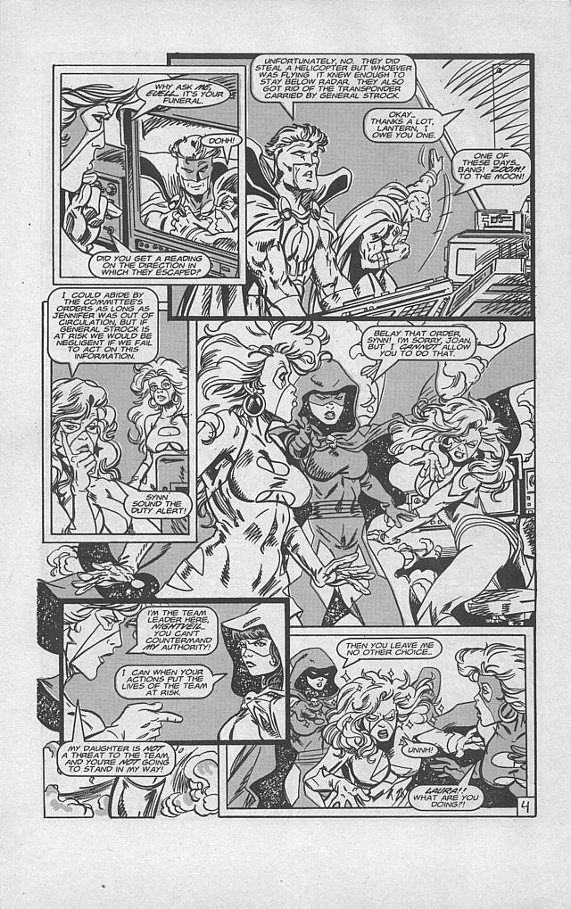 Femforce Issue #94 #94 - English 6
