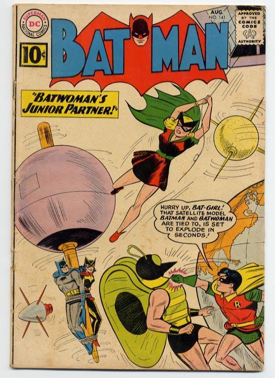 Batman (1940) 141 Page 1