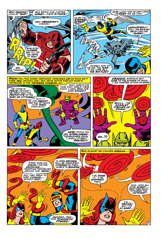 Uncanny X-Men (1963) 33 Page 13