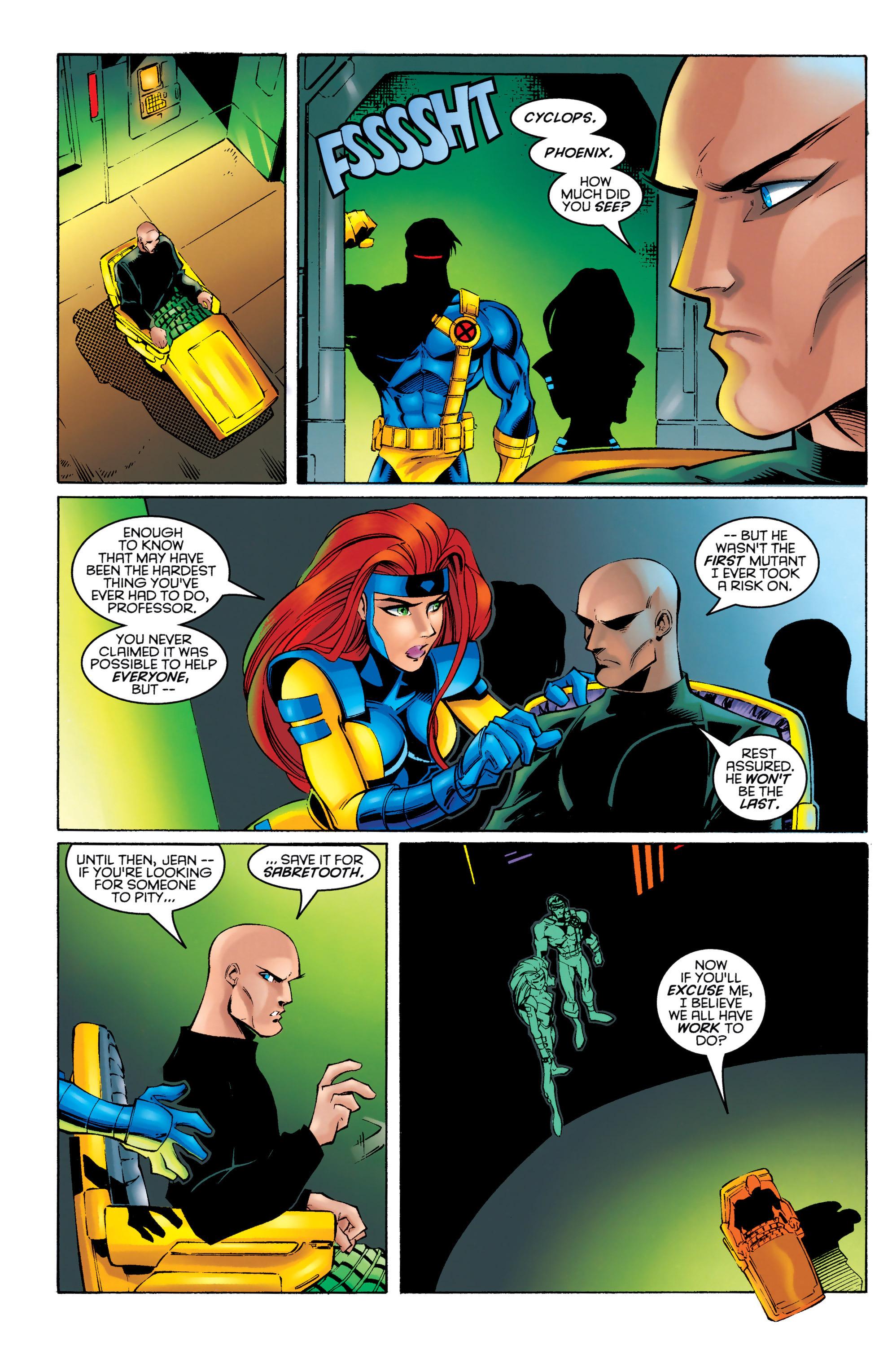 Read online Uncanny X-Men (1963) comic -  Issue #328 - 10