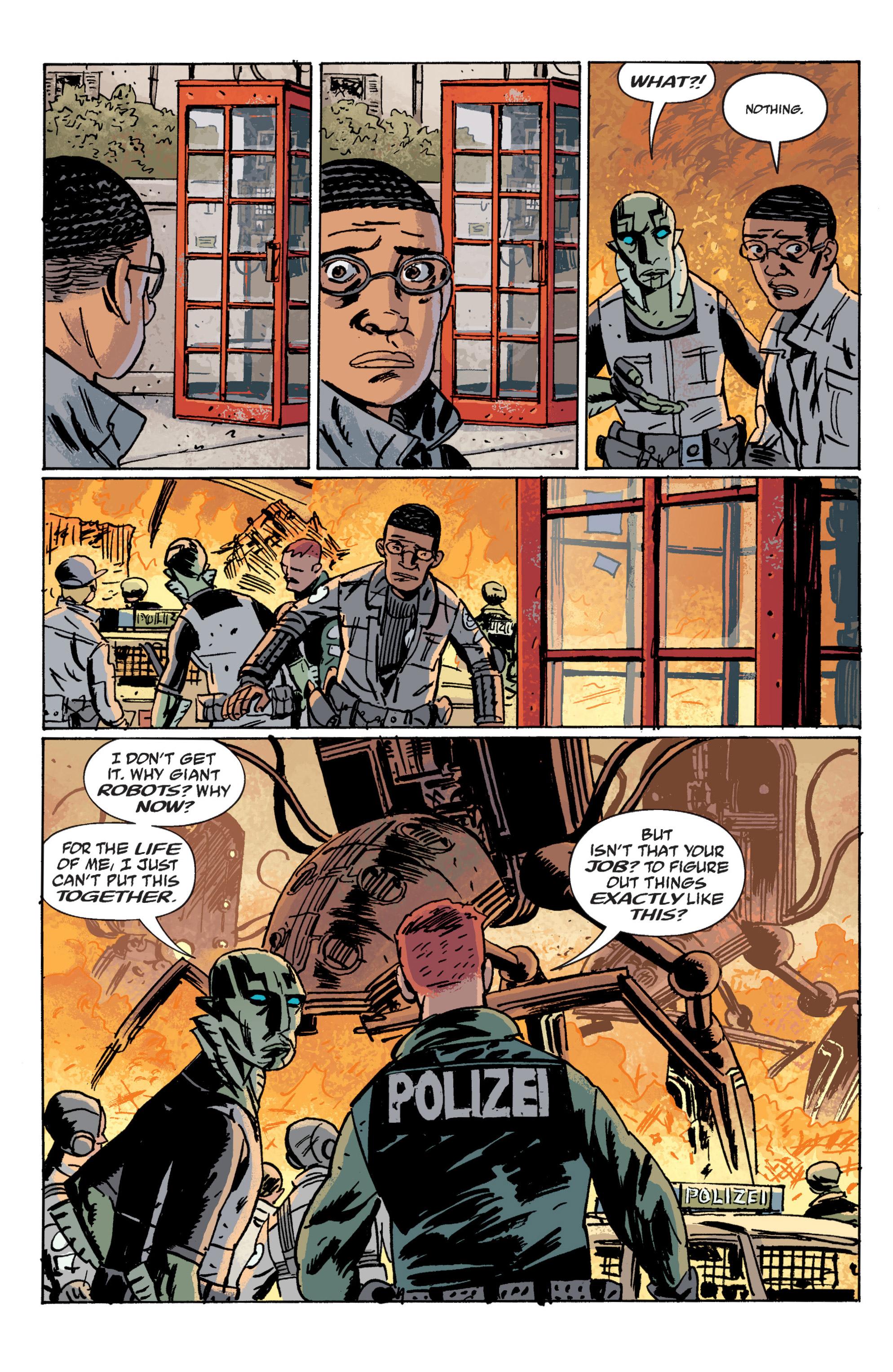 Read online B.P.R.D. (2003) comic -  Issue # TPB 10 - 89