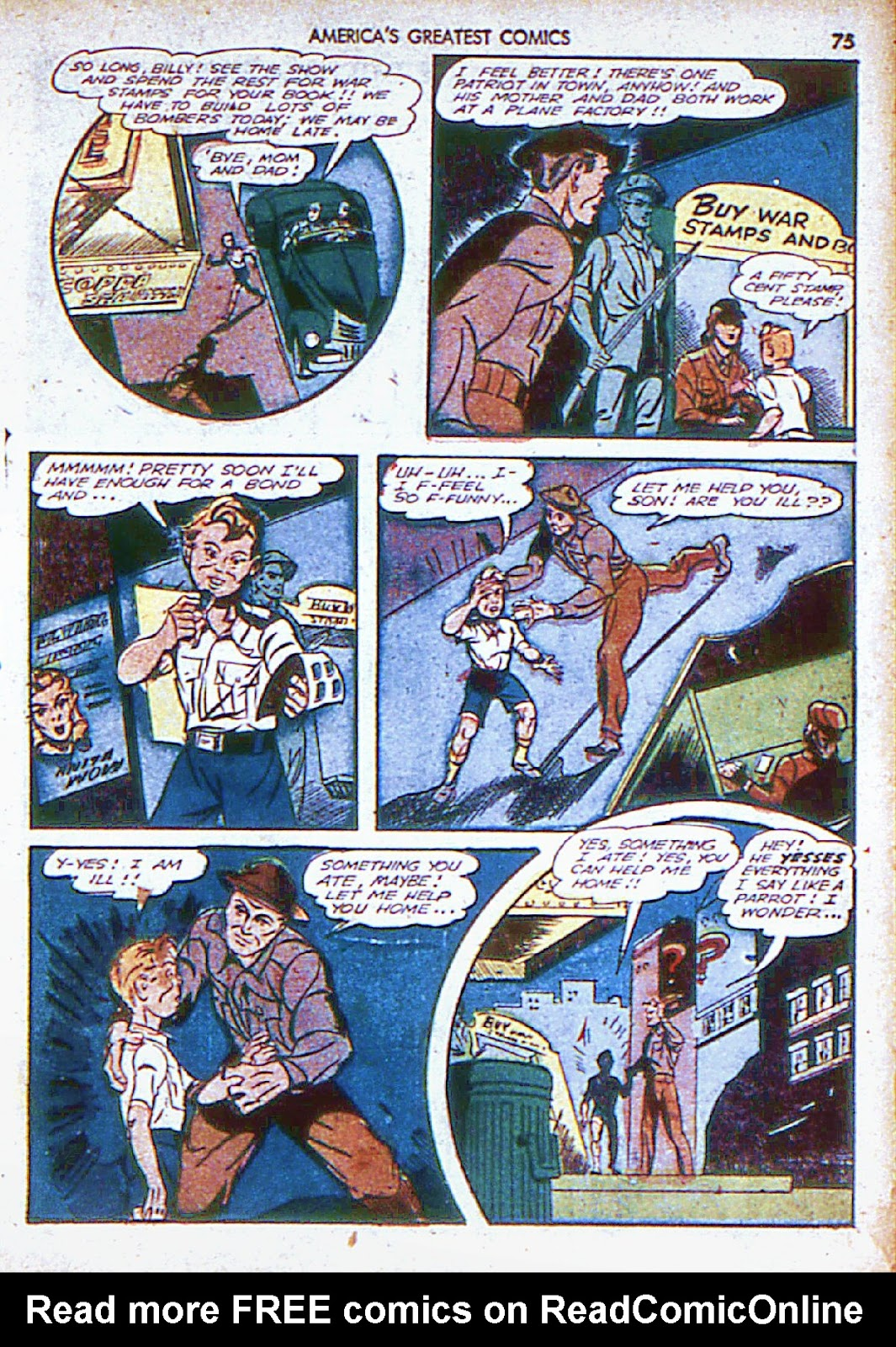 Americas Greatest Comics issue 6 - Page 76