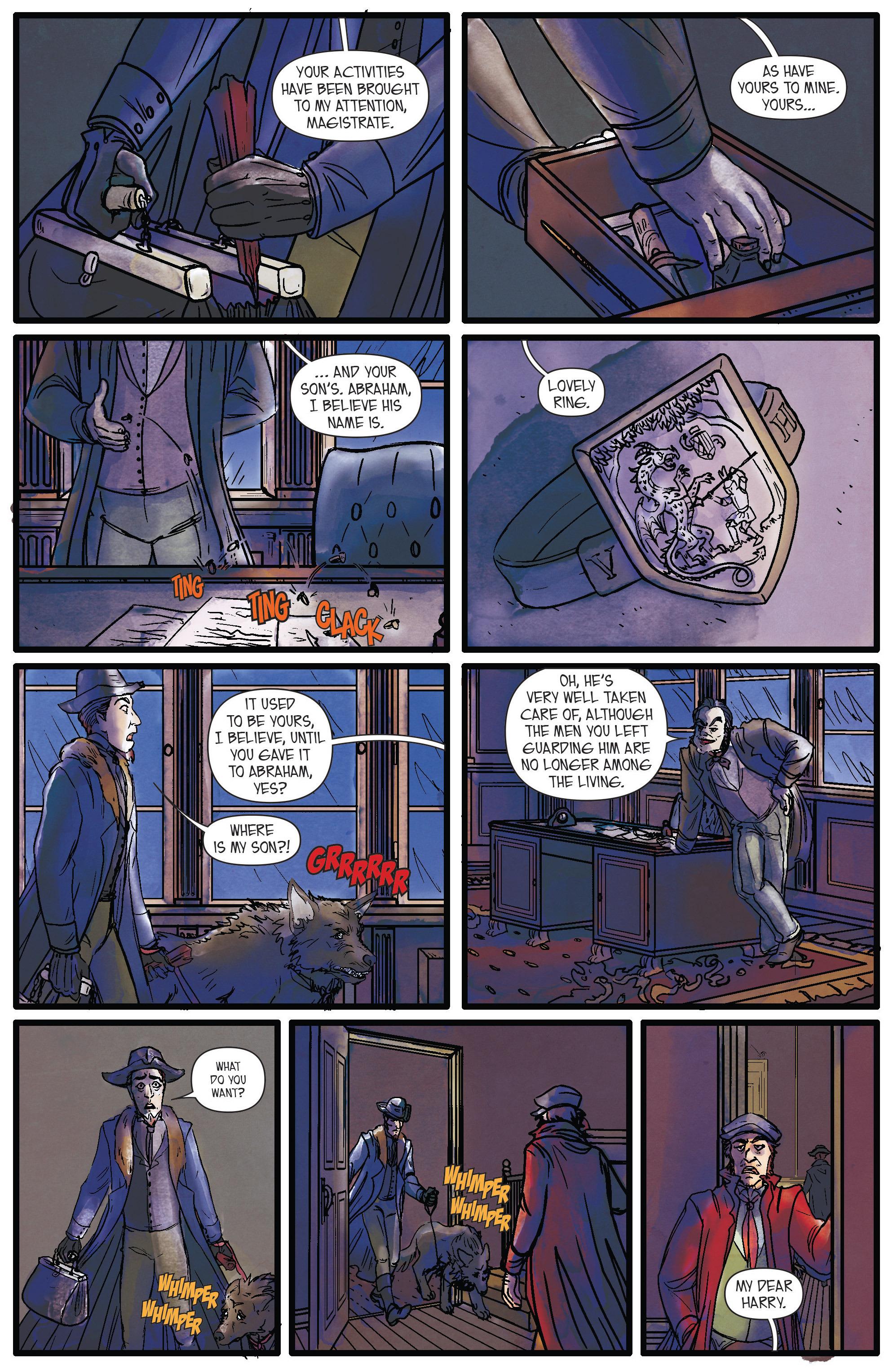 Read online Artful comic -  Issue #2 - 5