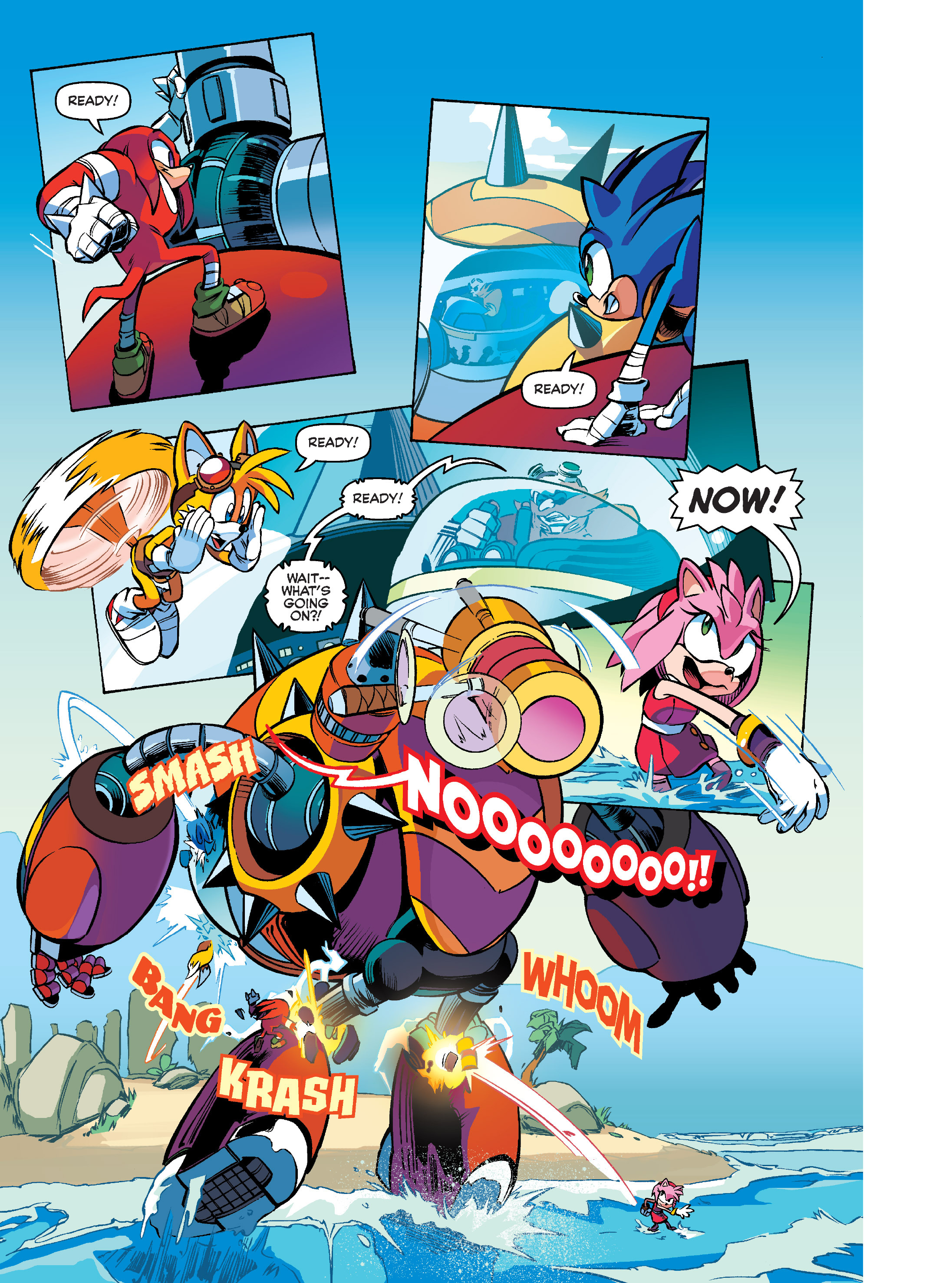 Read online Sonic Super Digest comic -  Issue #10 - 7