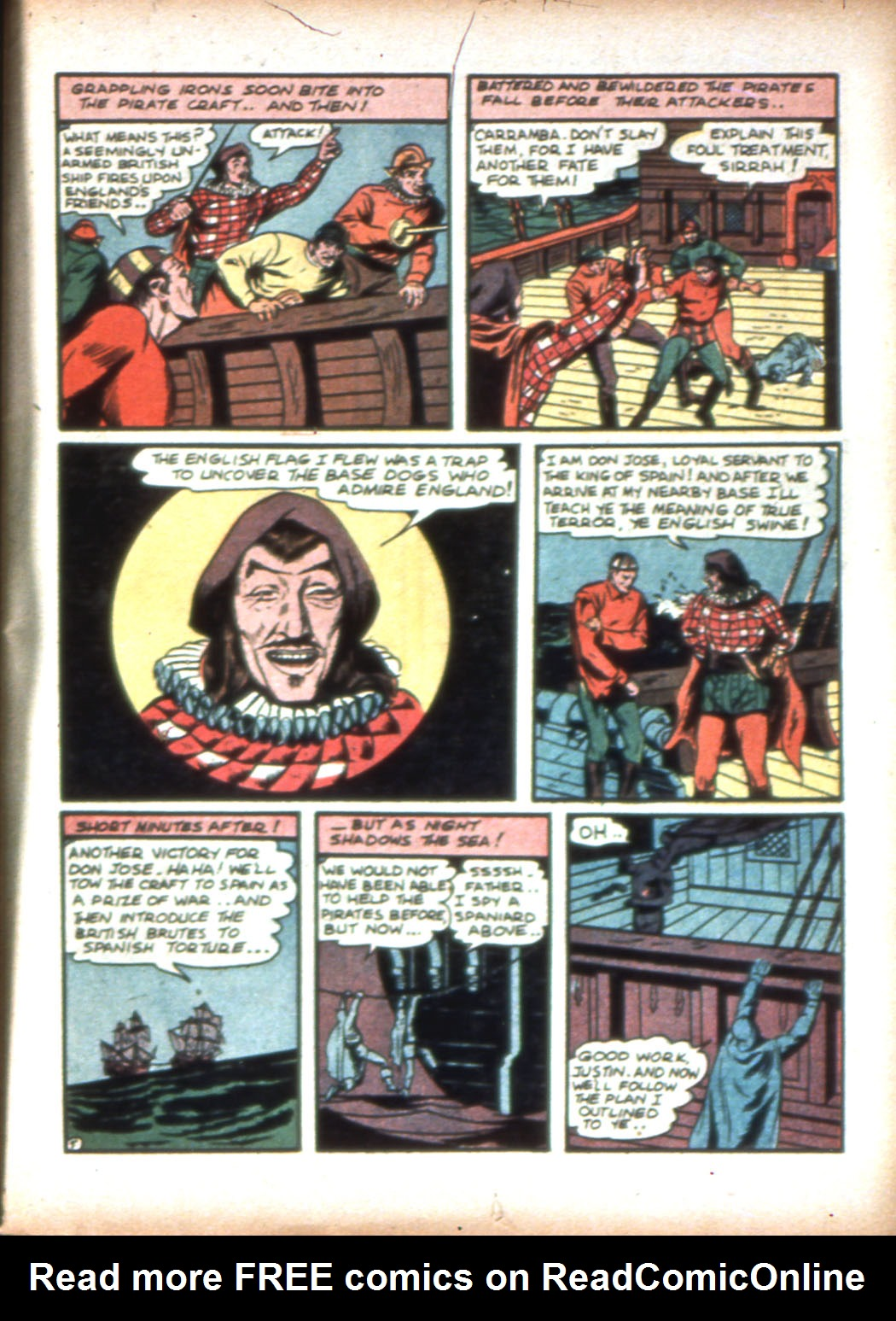 Read online Sensation (Mystery) Comics comic -  Issue #16 - 21