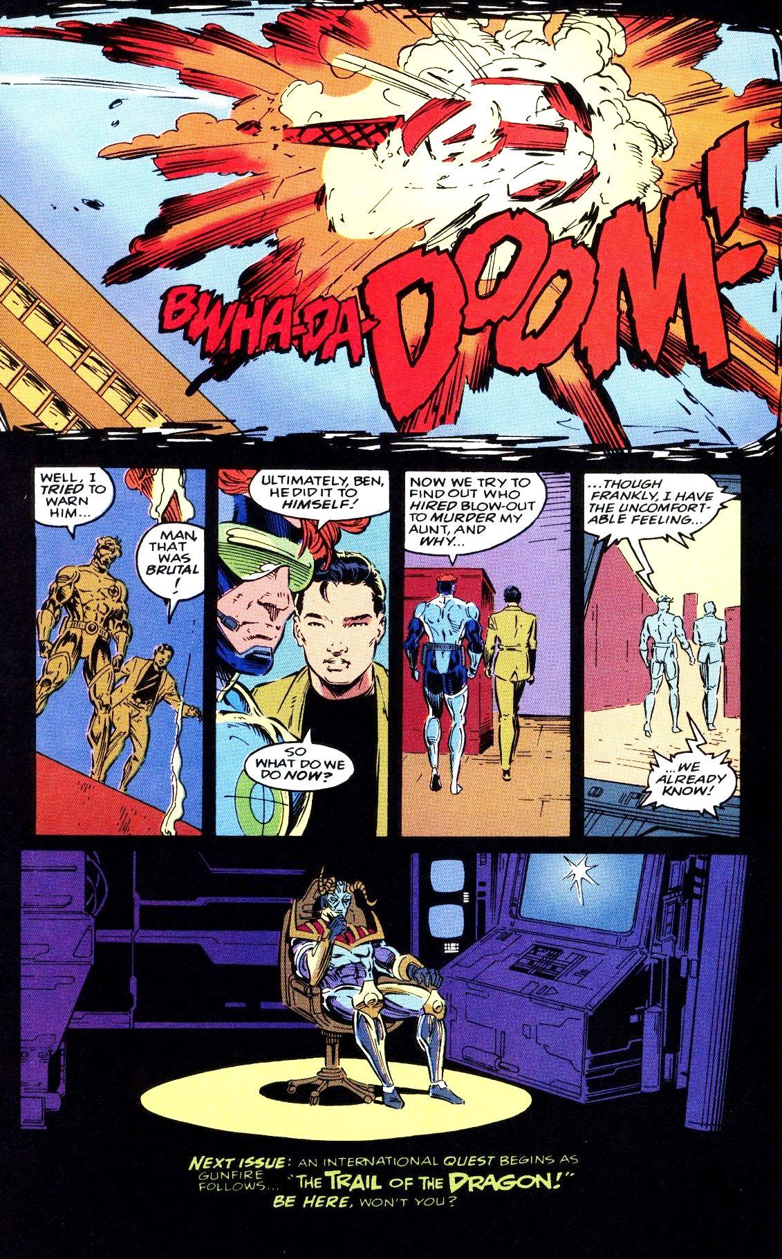 Read online Gunfire comic -  Issue #7 - 30