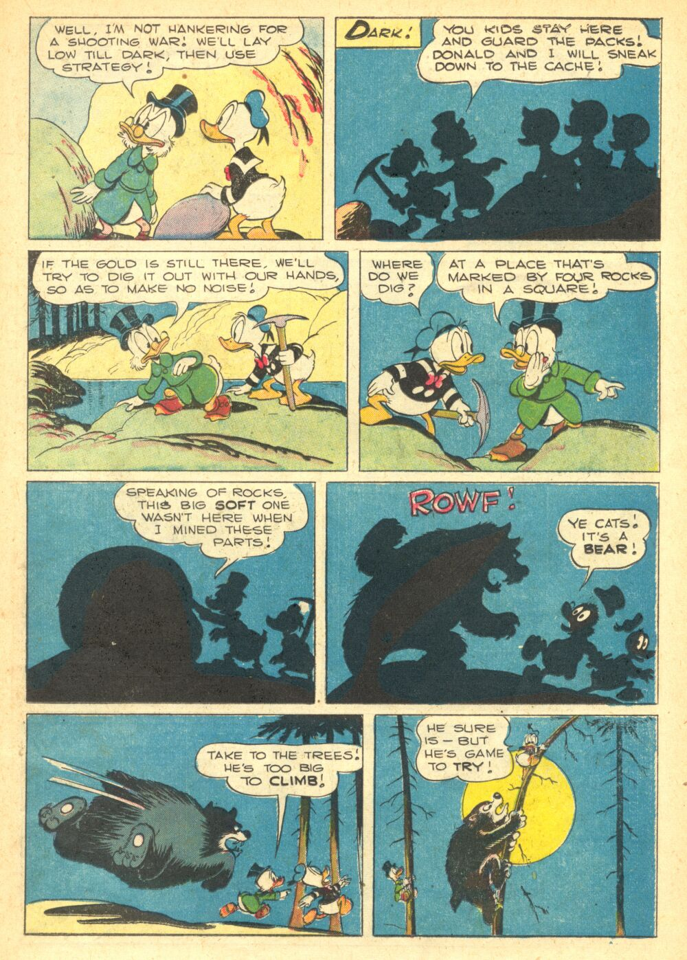 Read online Uncle Scrooge (1953) comic -  Issue #2 - 15