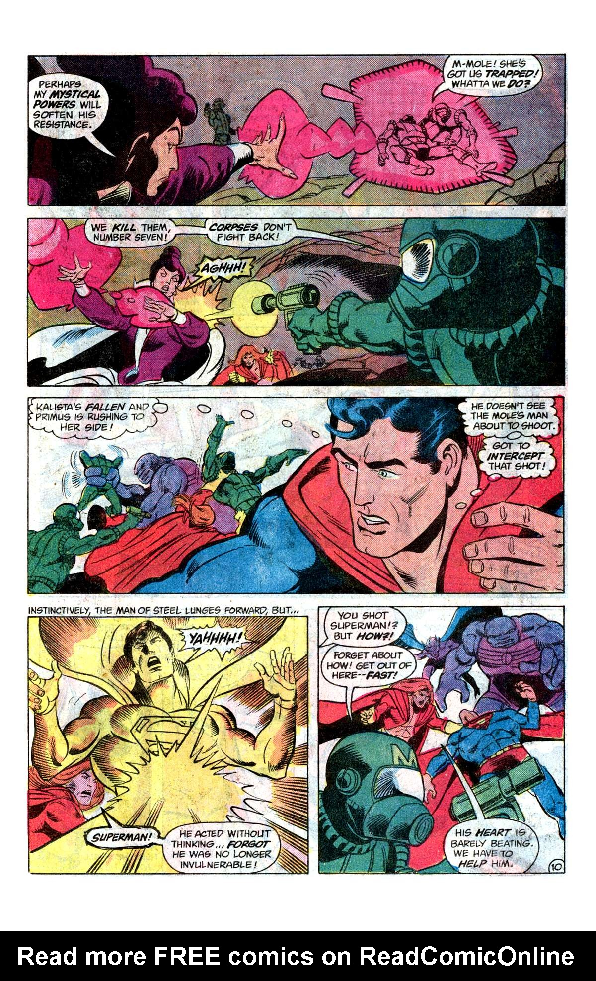Read online Action Comics (1938) comic -  Issue #535 - 11