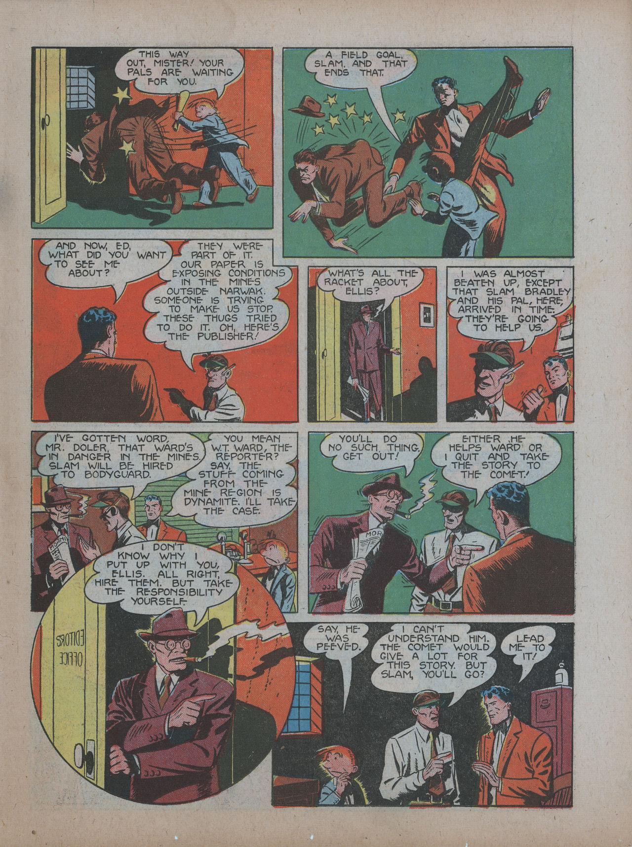 Read online Detective Comics (1937) comic -  Issue #48 - 59