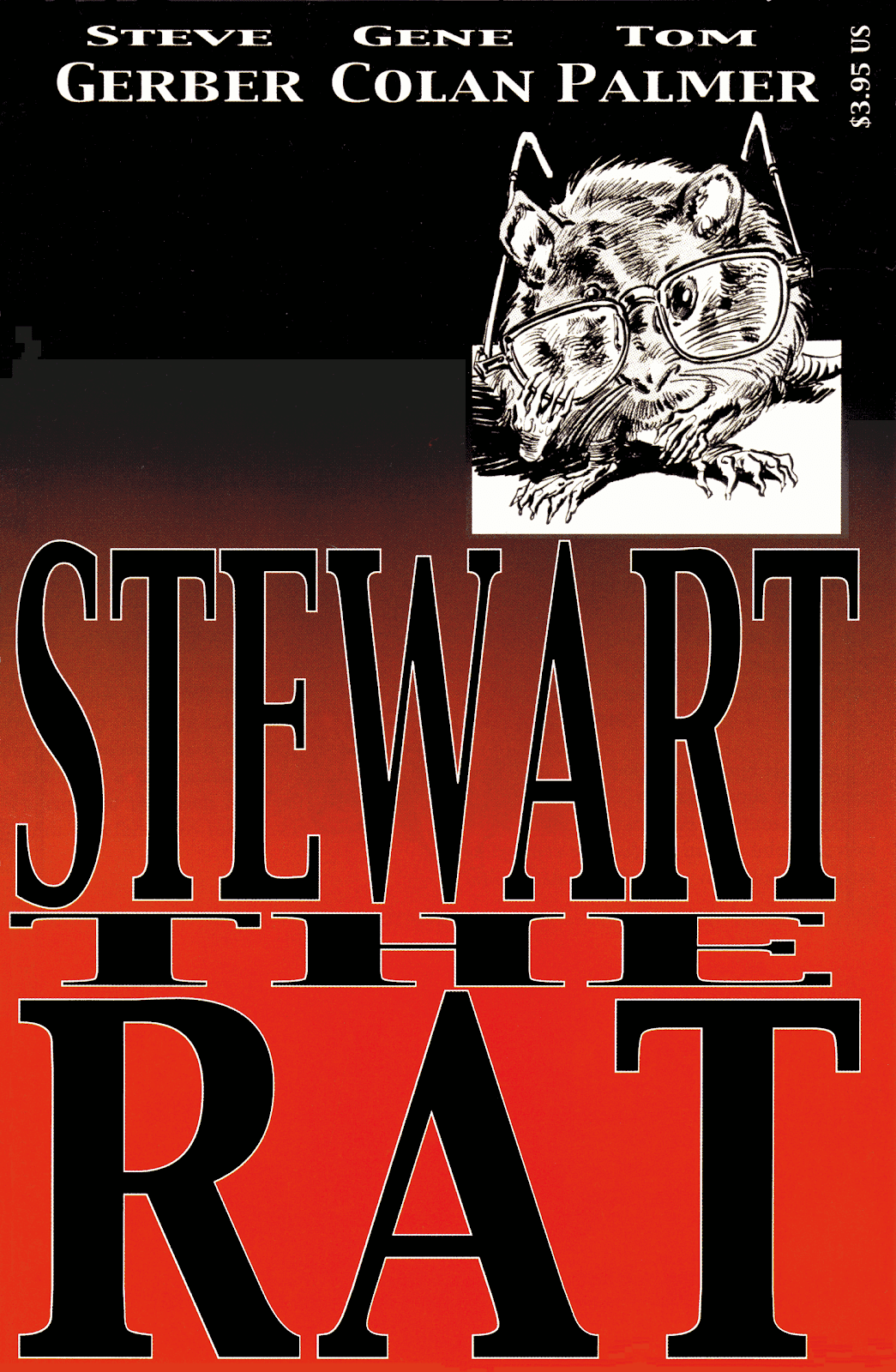 Read online Stewart the Rat comic -  Issue # Full - 1