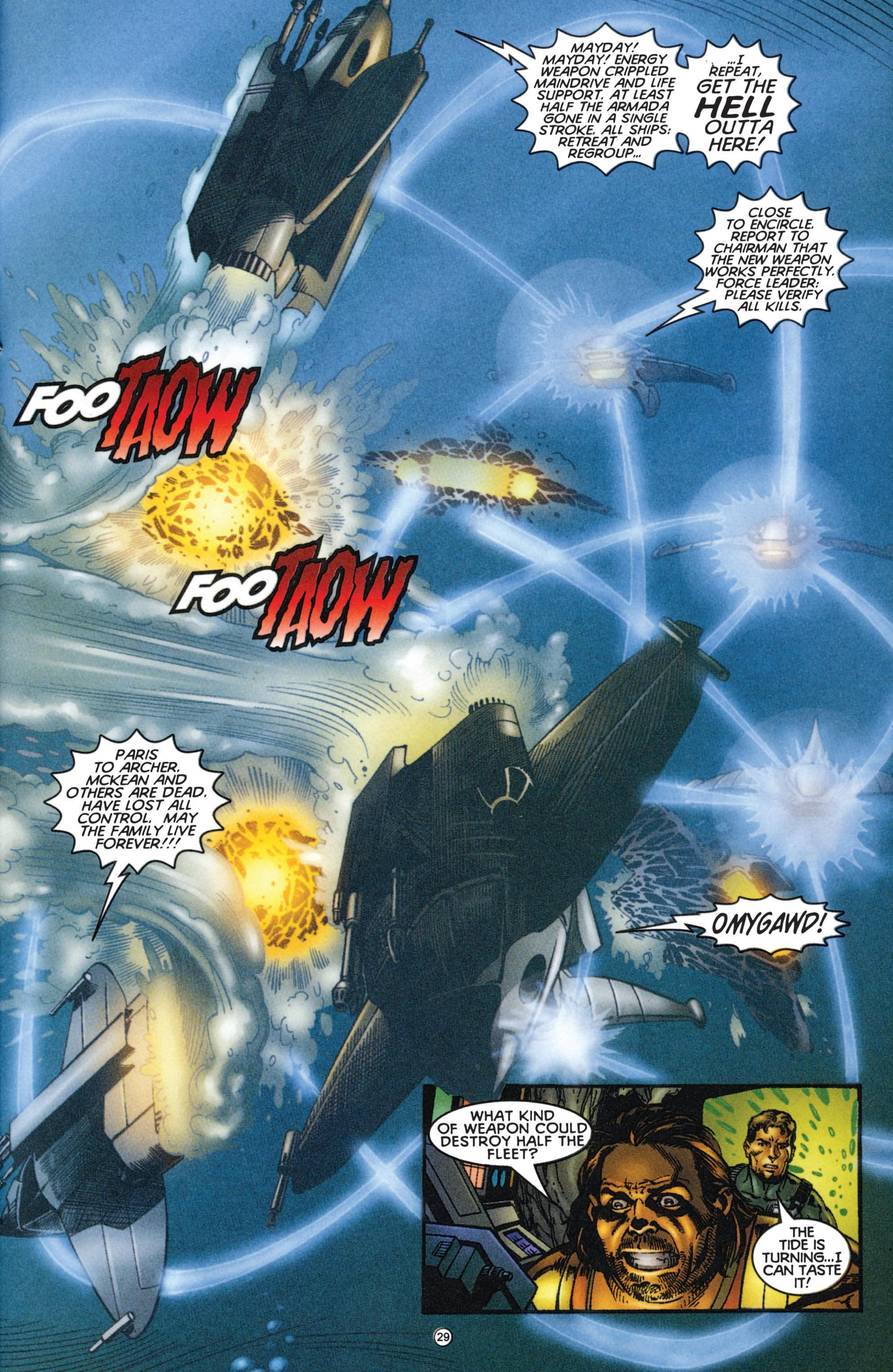 Read online Eternal Warriors comic -  Issue # Issue Mog - 25