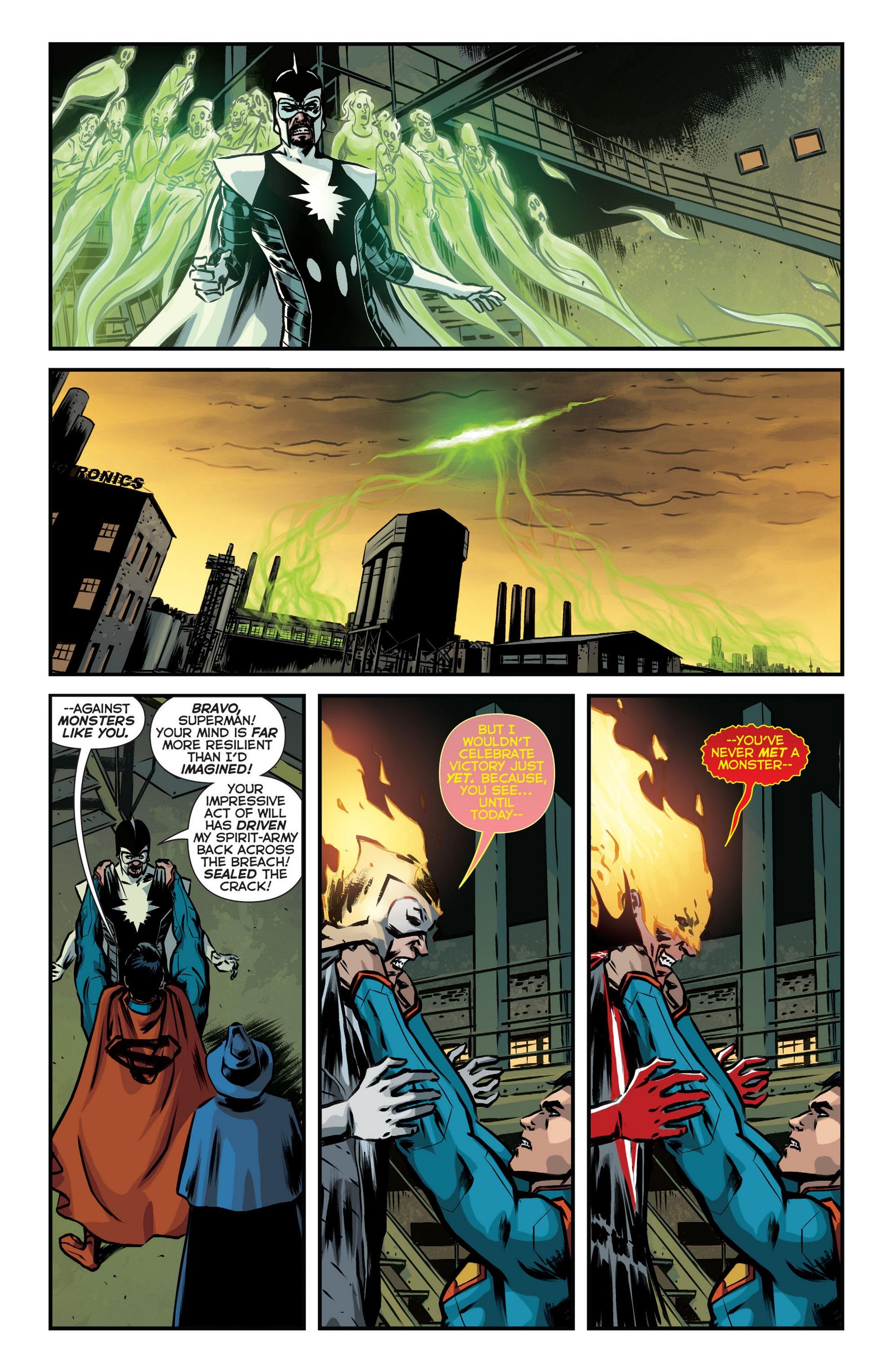 Read online Trinity of Sin: The Phantom Stranger comic -  Issue #18 - 17