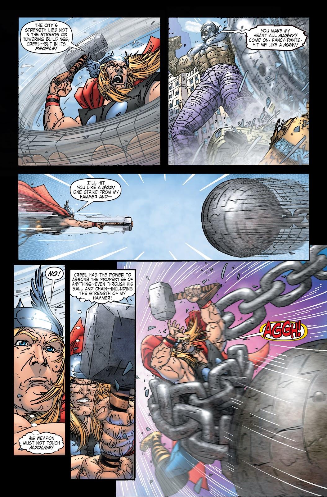 Read online Thor: Ragnaroks comic -  Issue # TPB (Part 1) - 9