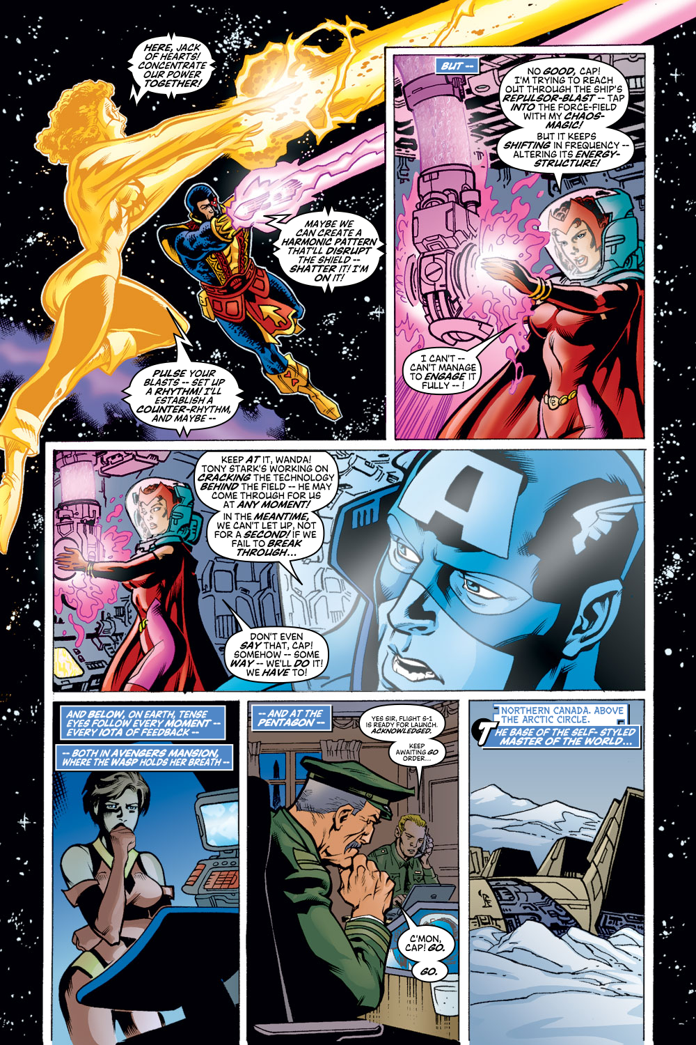 Read online Avengers (1998) comic -  Issue #48 - 5