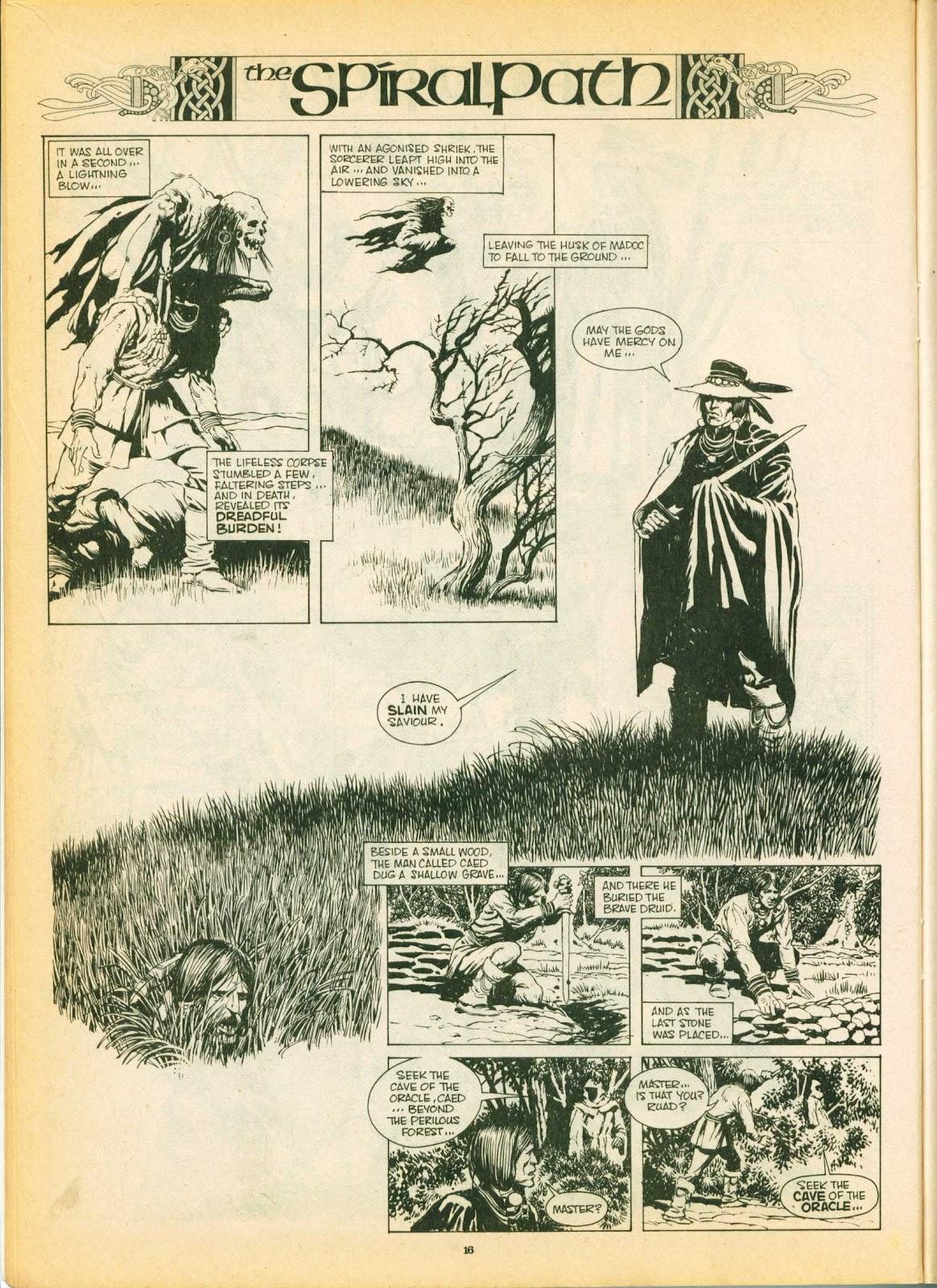 Warrior Issue #4 #5 - English 16