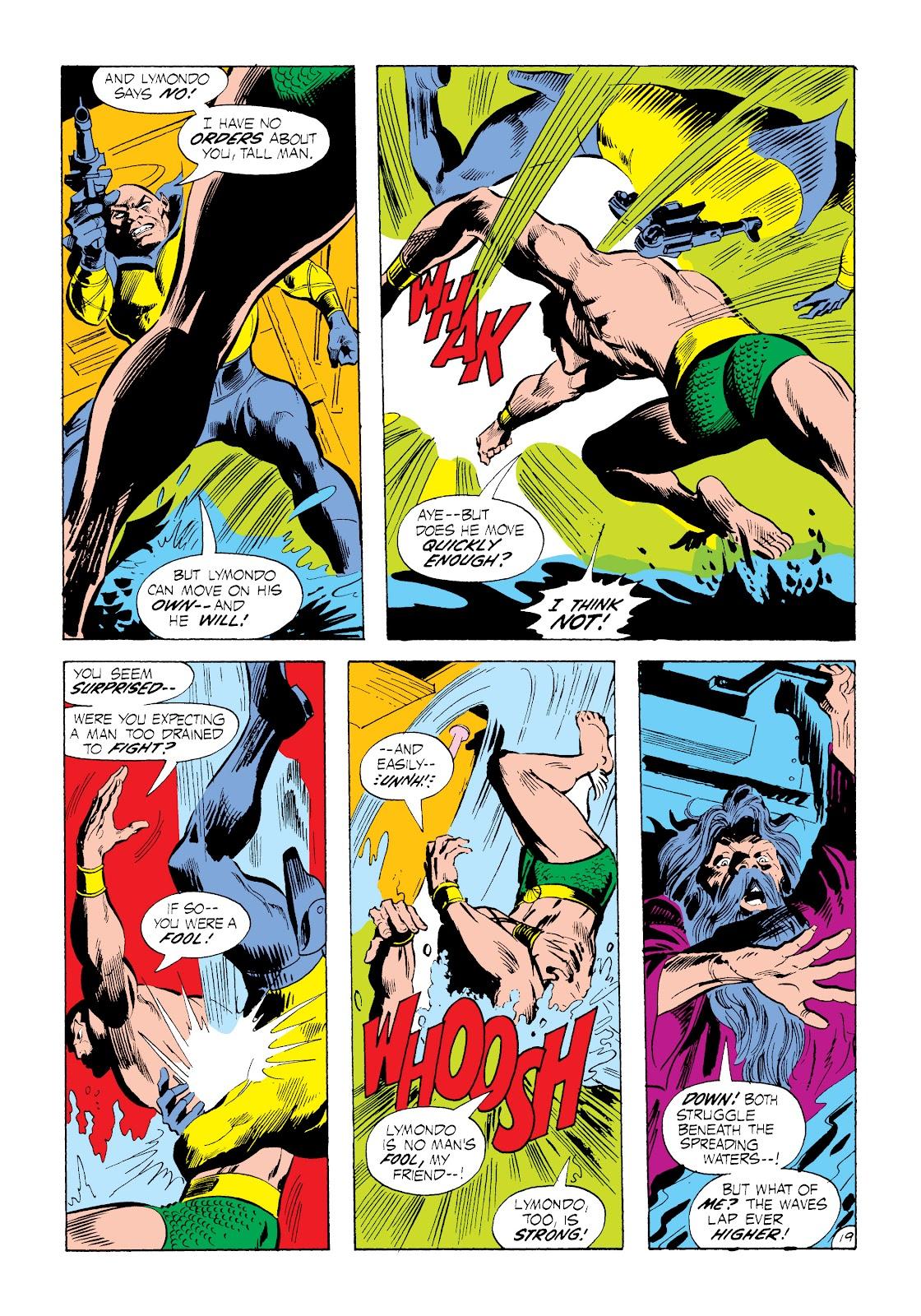 Marvel Masterworks: The Sub-Mariner TPB_6_(Part_3) Page 1