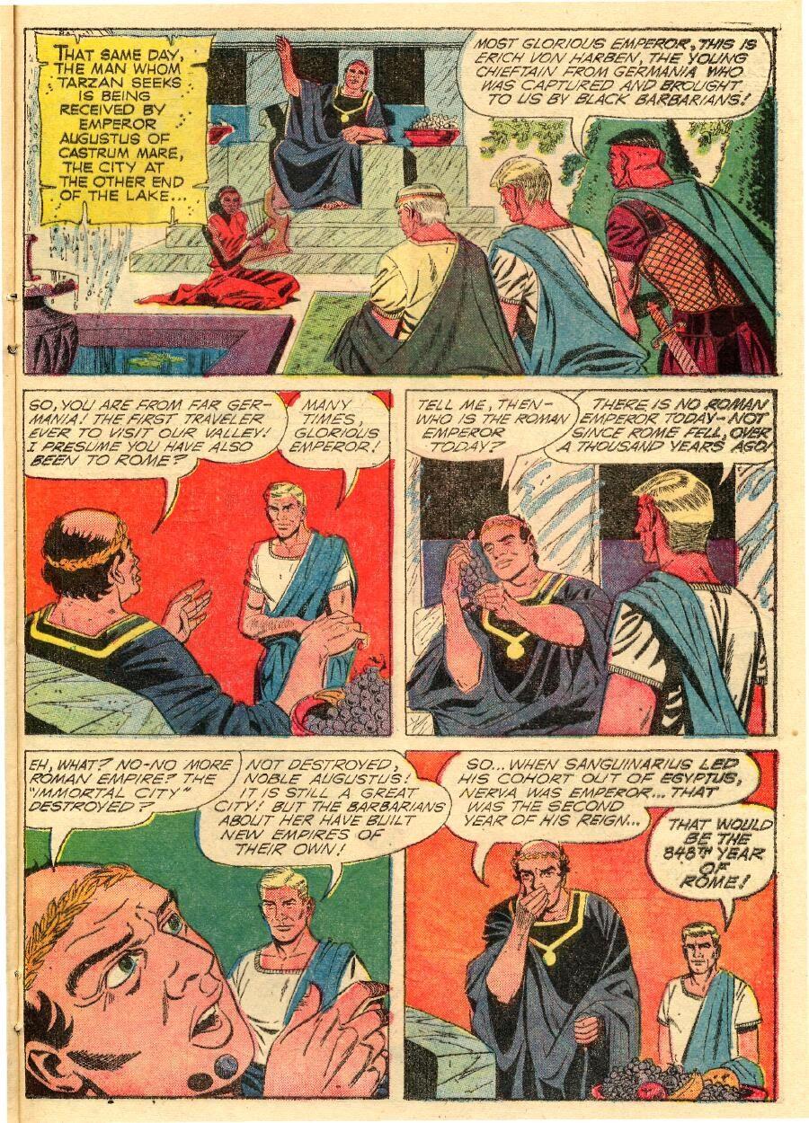 Tarzan (1962) issue 194 - Page 25
