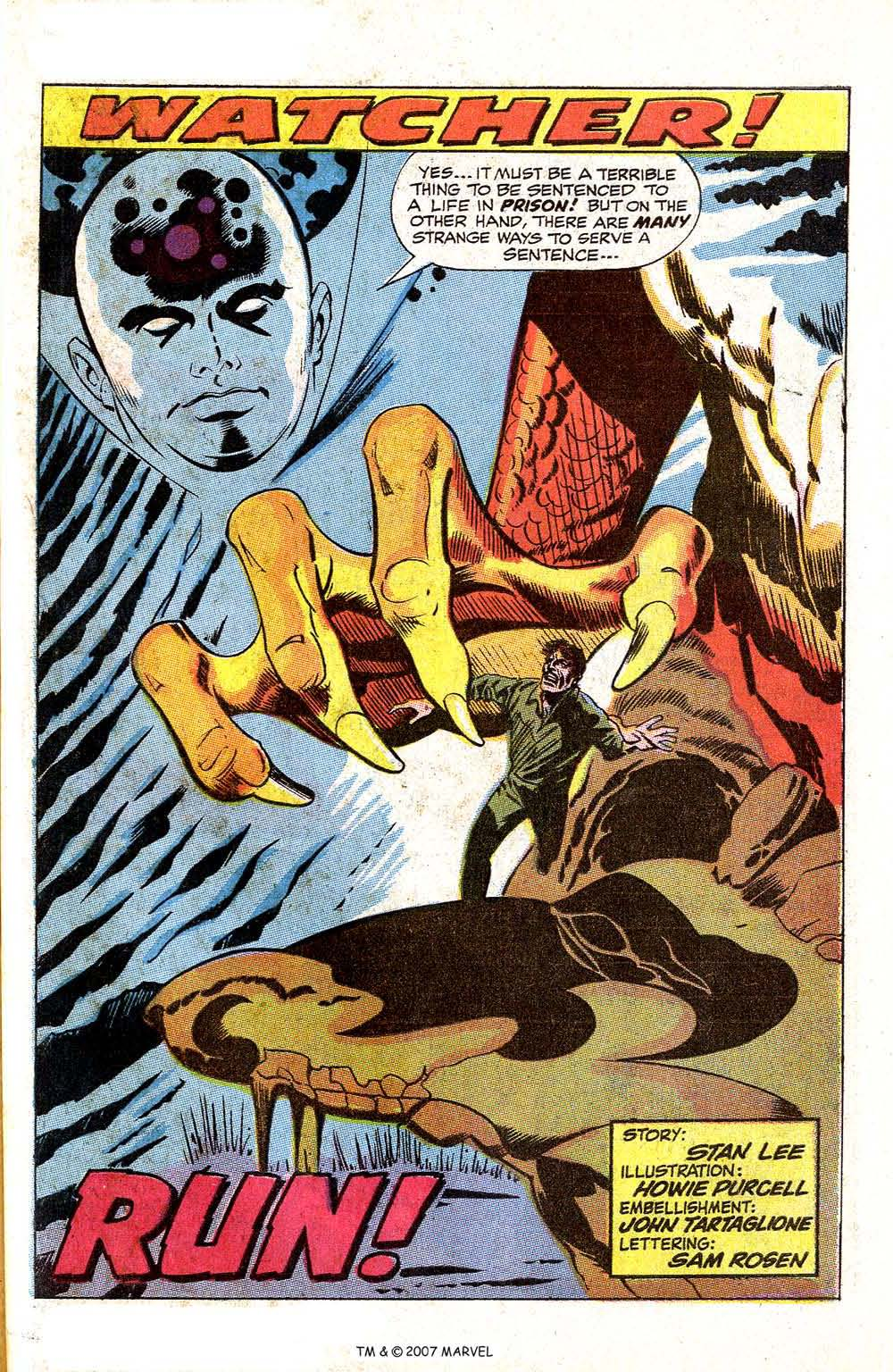 Read online Silver Surfer (1968) comic -  Issue #5 - 51