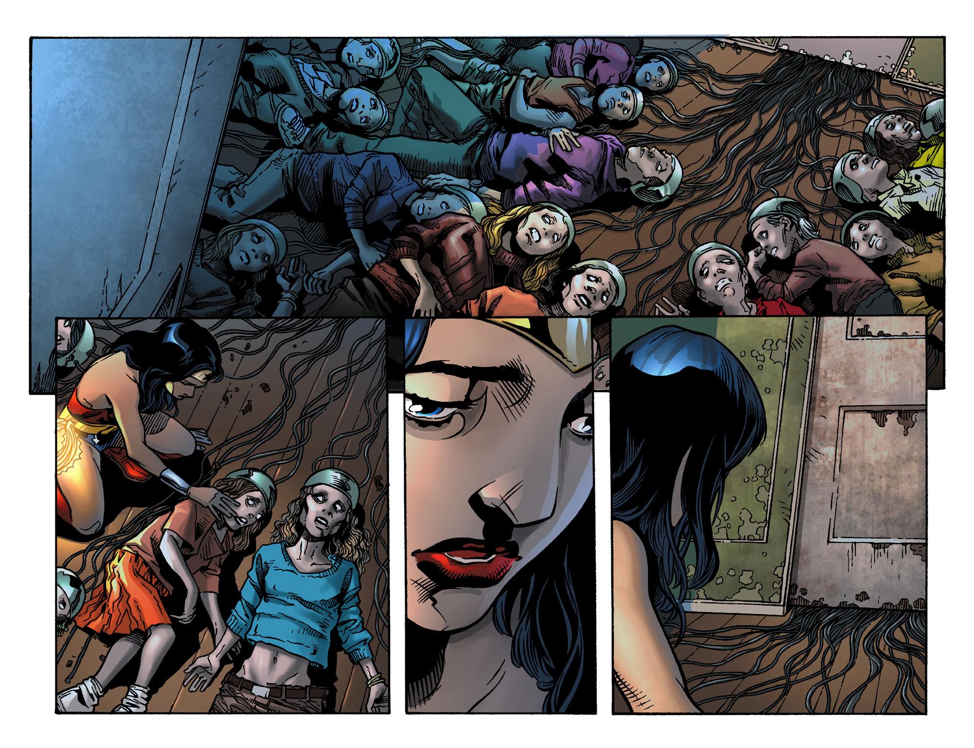 Read online Sensation Comics Featuring Wonder Woman comic -  Issue #38 - 6
