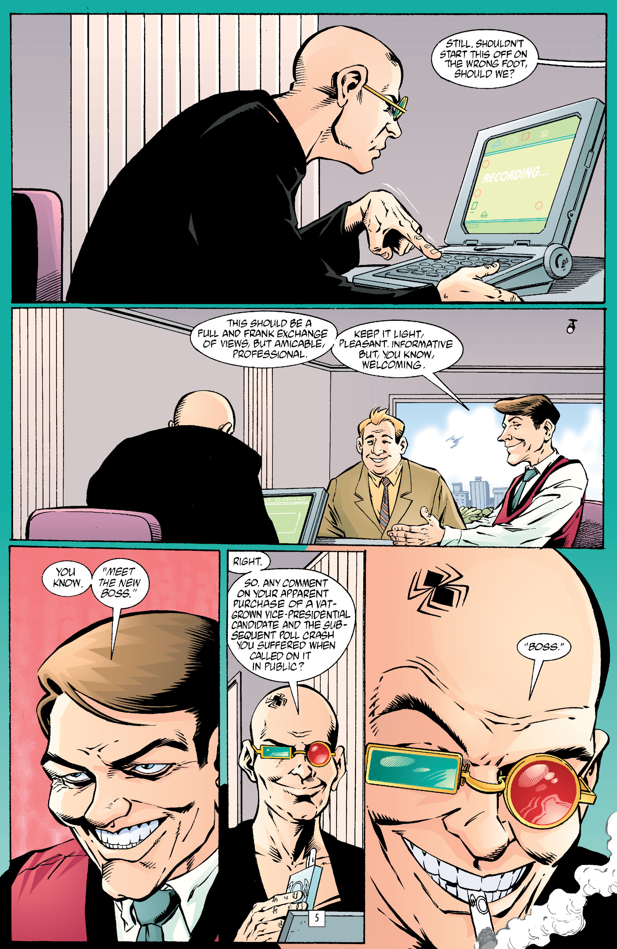 Read online Transmetropolitan comic -  Issue #23 - 6