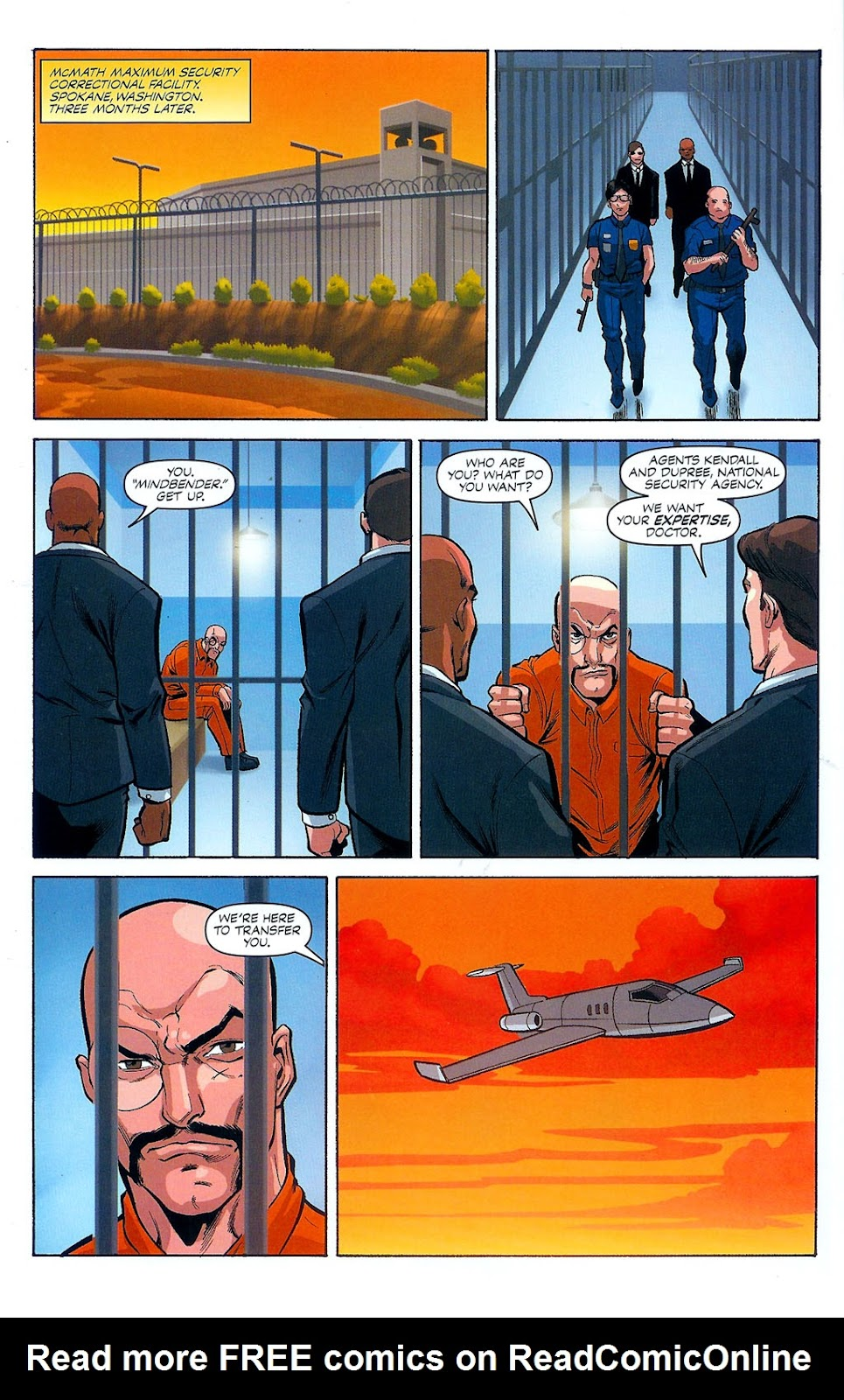 G.I. Joe vs. The Transformers II Issue #4 #5 - English 22