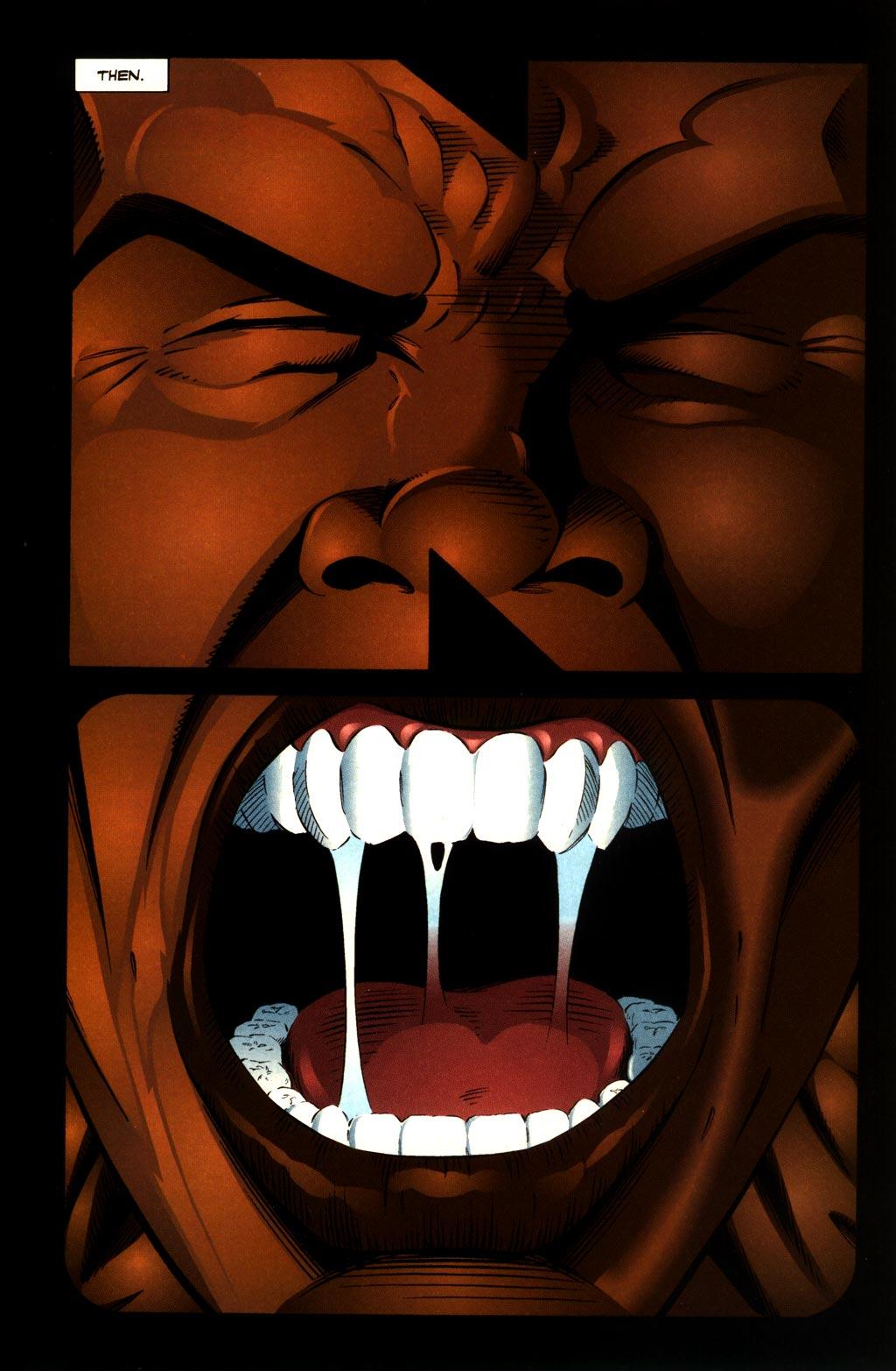 Read online ShadowHawk comic -  Issue #10 - 3