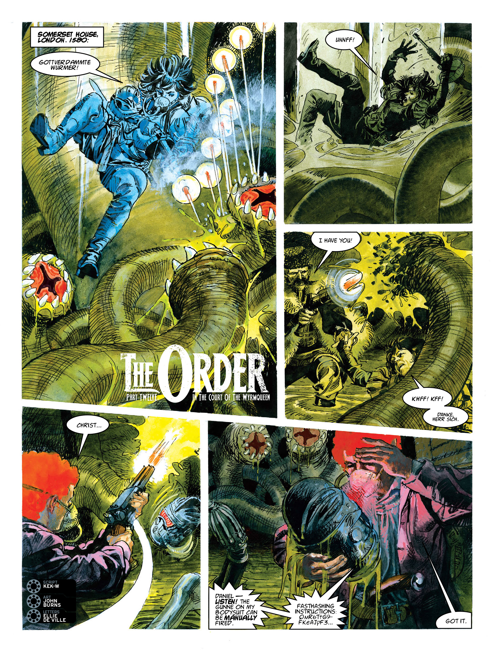 Read online 2000 AD comic -  Issue #1972 - 9