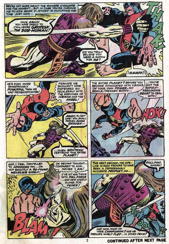 Uncanny X-Men (1963) 90 Page 4