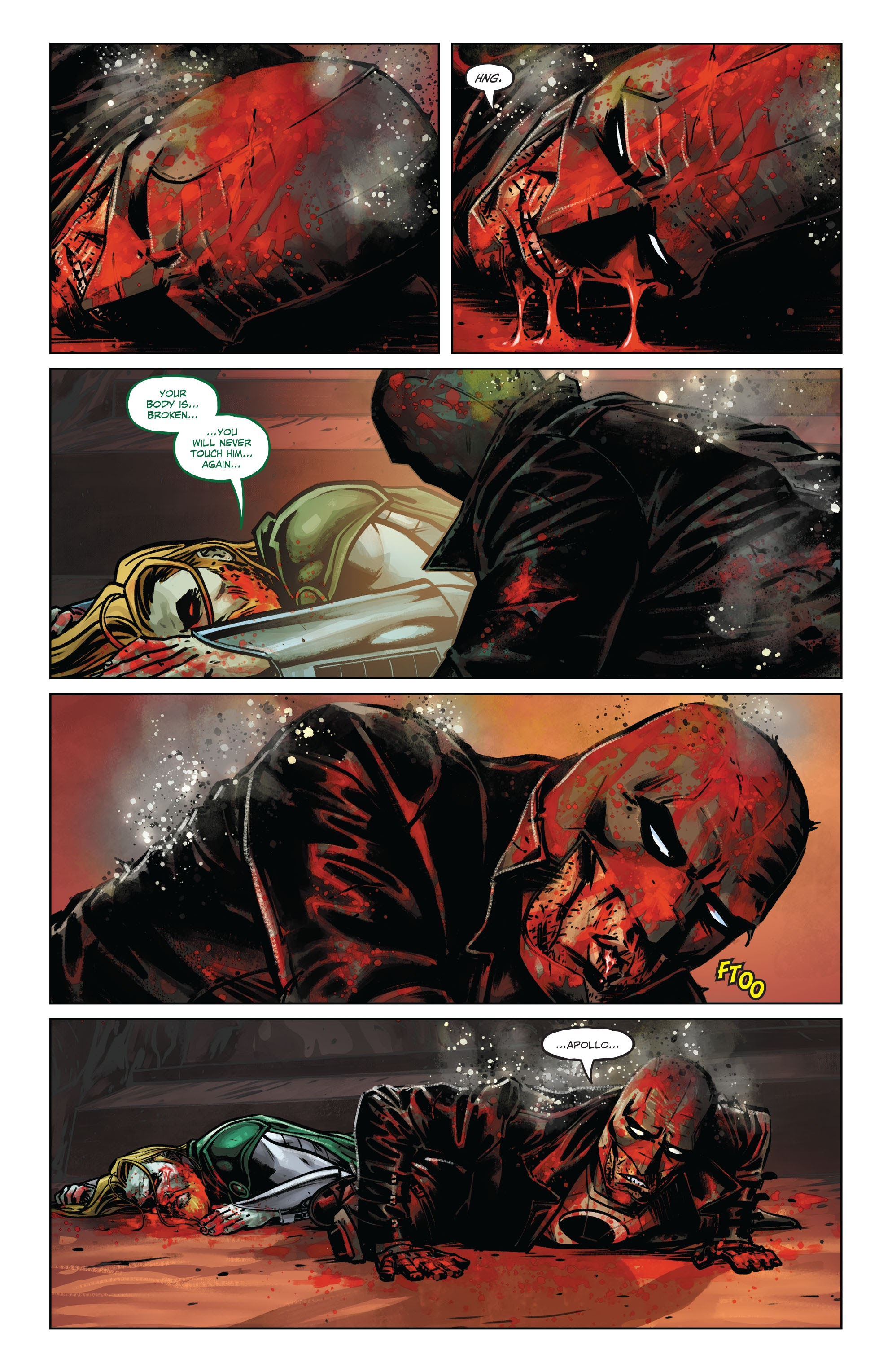 Midnighter and Apollo #_TPB #7 - English 109