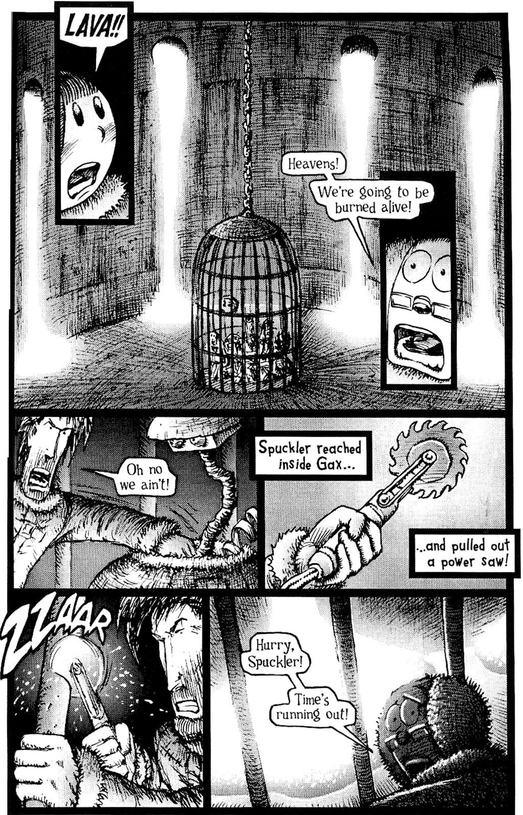 Read online Akiko comic -  Issue #Akiko _TPB 3 - 49