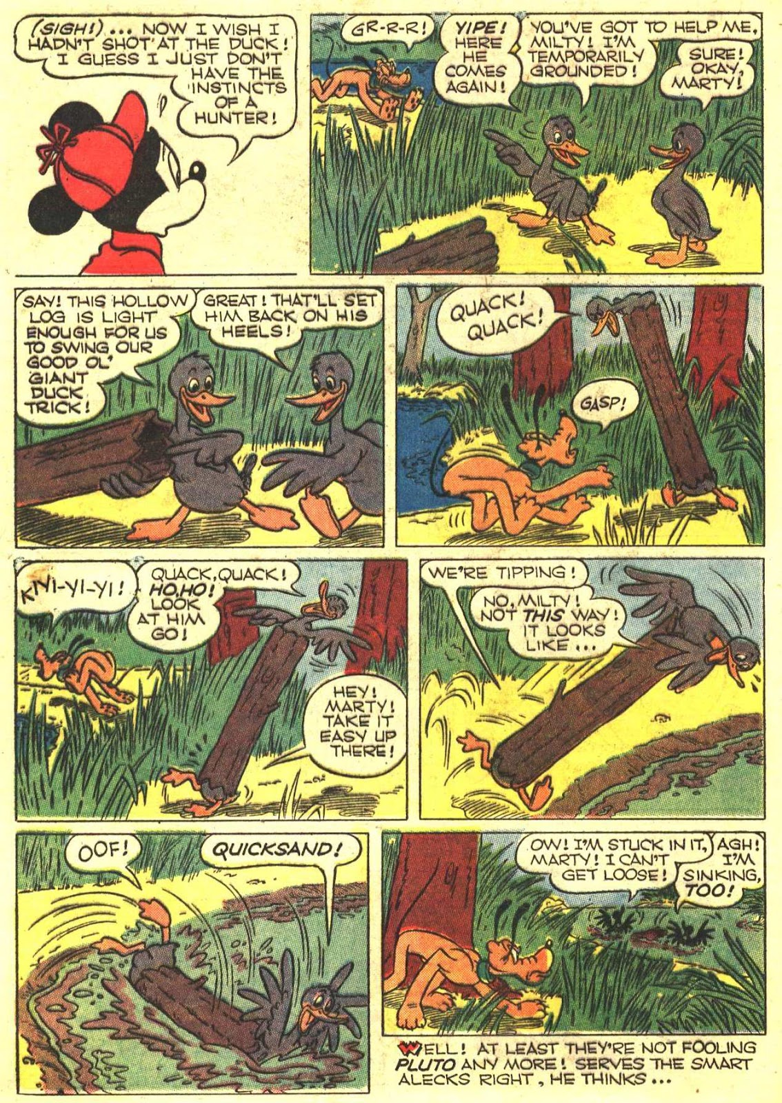 Walt Disney's Comics and Stories issue 193 - Page 20