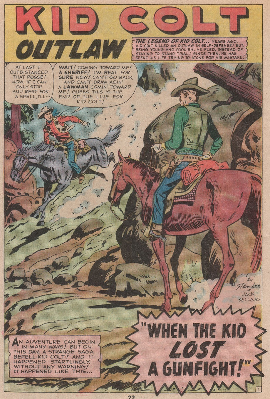 Kid Colt Outlaw issue 211 - Page 24