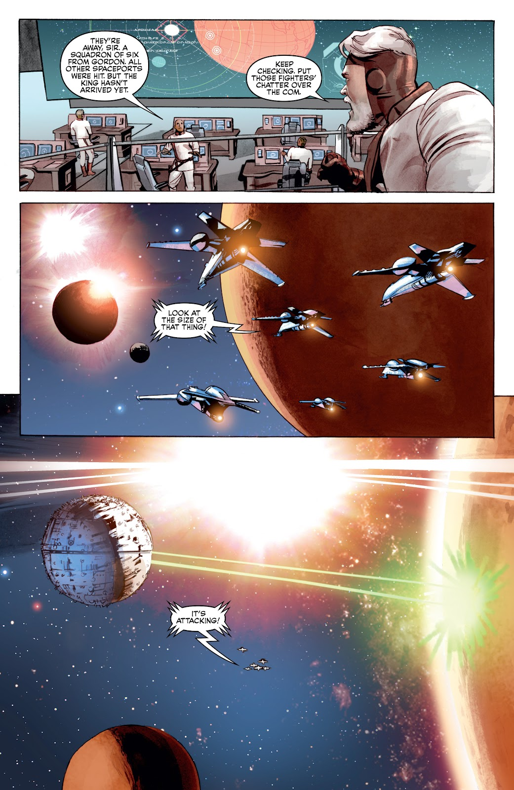 Read online Star Wars Legends: Infinities - Epic Collection comic -  Issue # TPB (Part 4) - 33