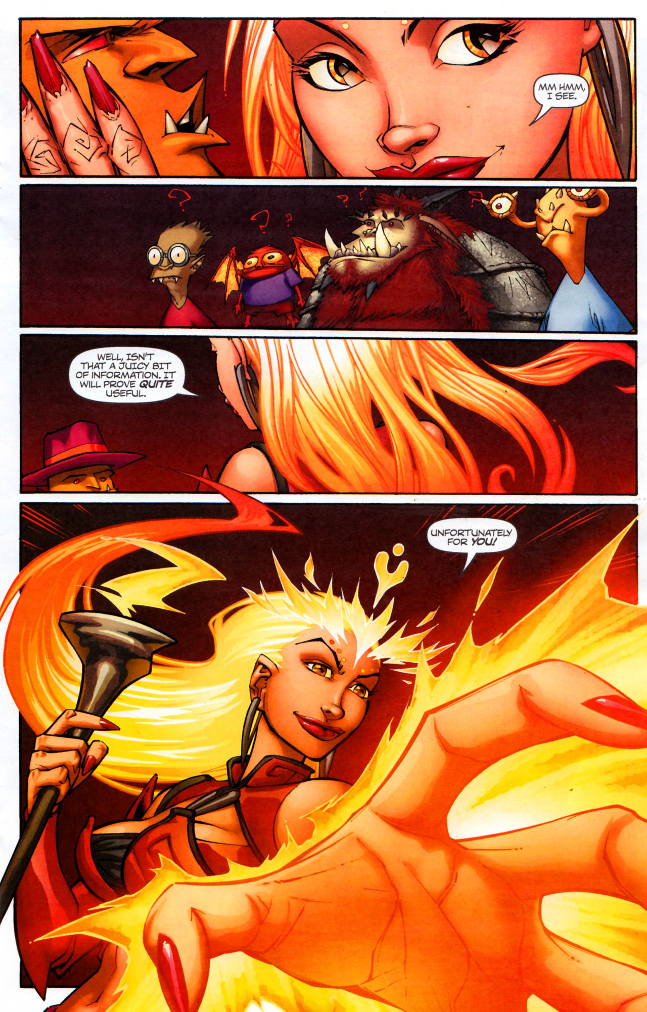 Read online Shrugged (2006) comic -  Issue #7 - 13