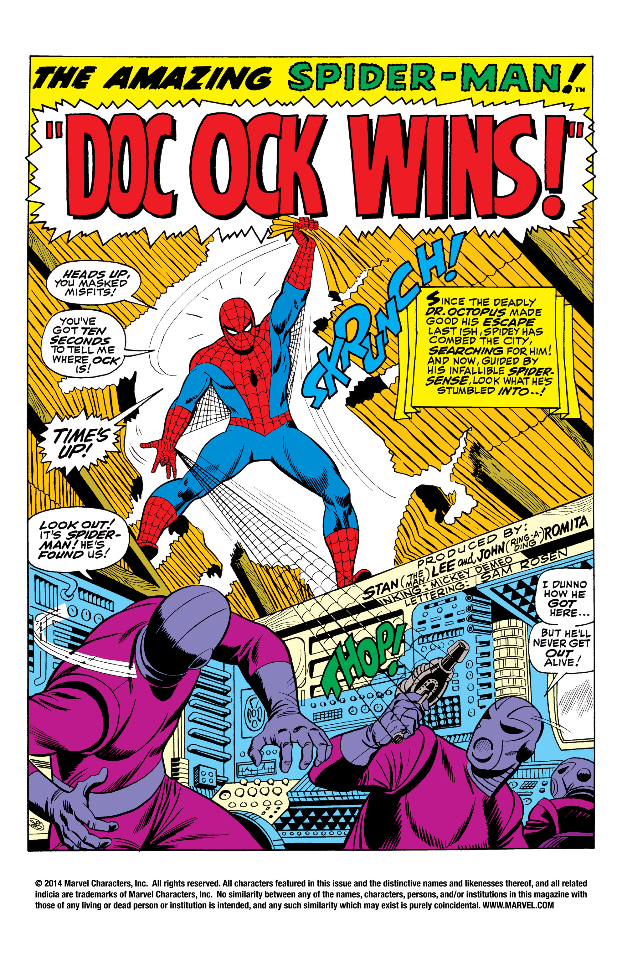 The Amazing Spider-Man (1963) 55 Page 1