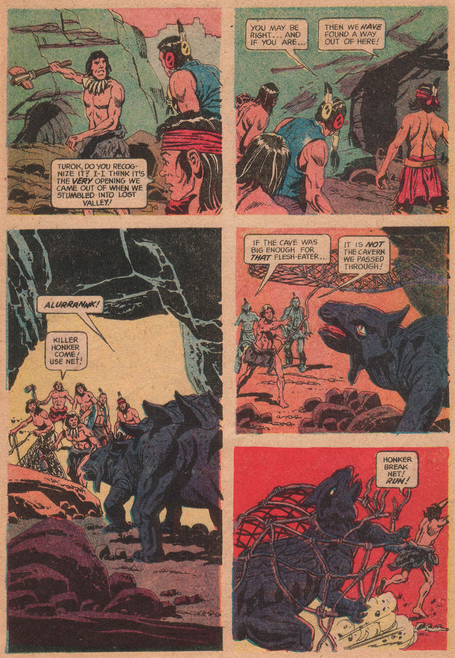 Read online Turok, Son of Stone comic -  Issue #73 - 9