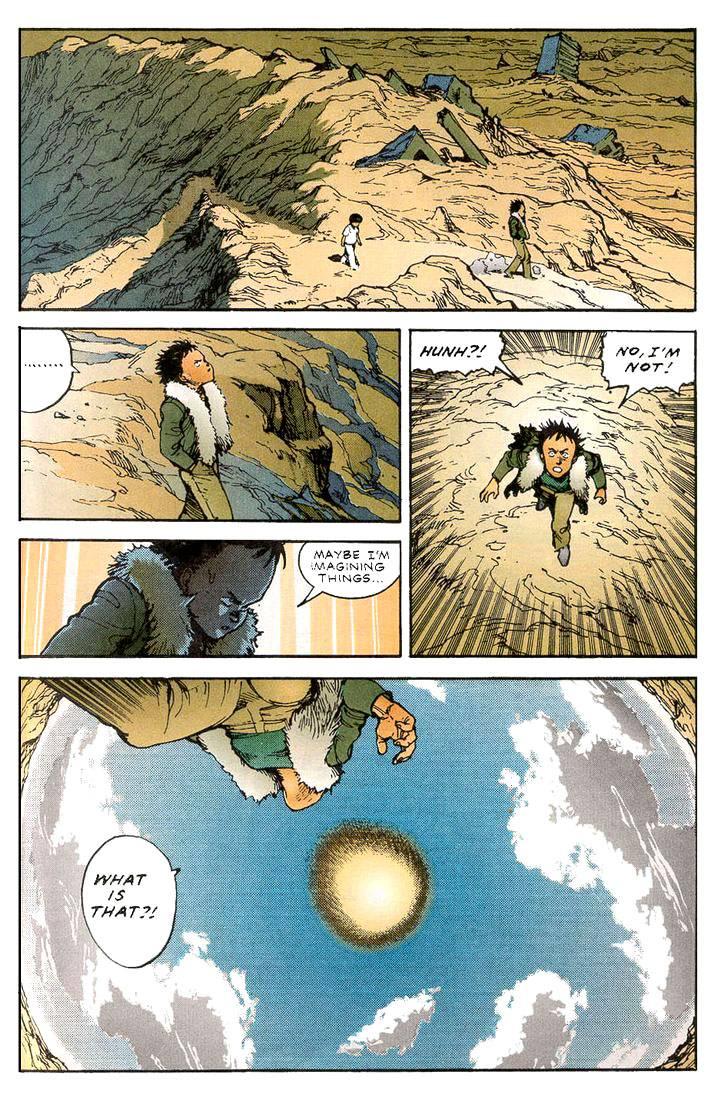 Read online Akira comic -  Issue #11 - 50