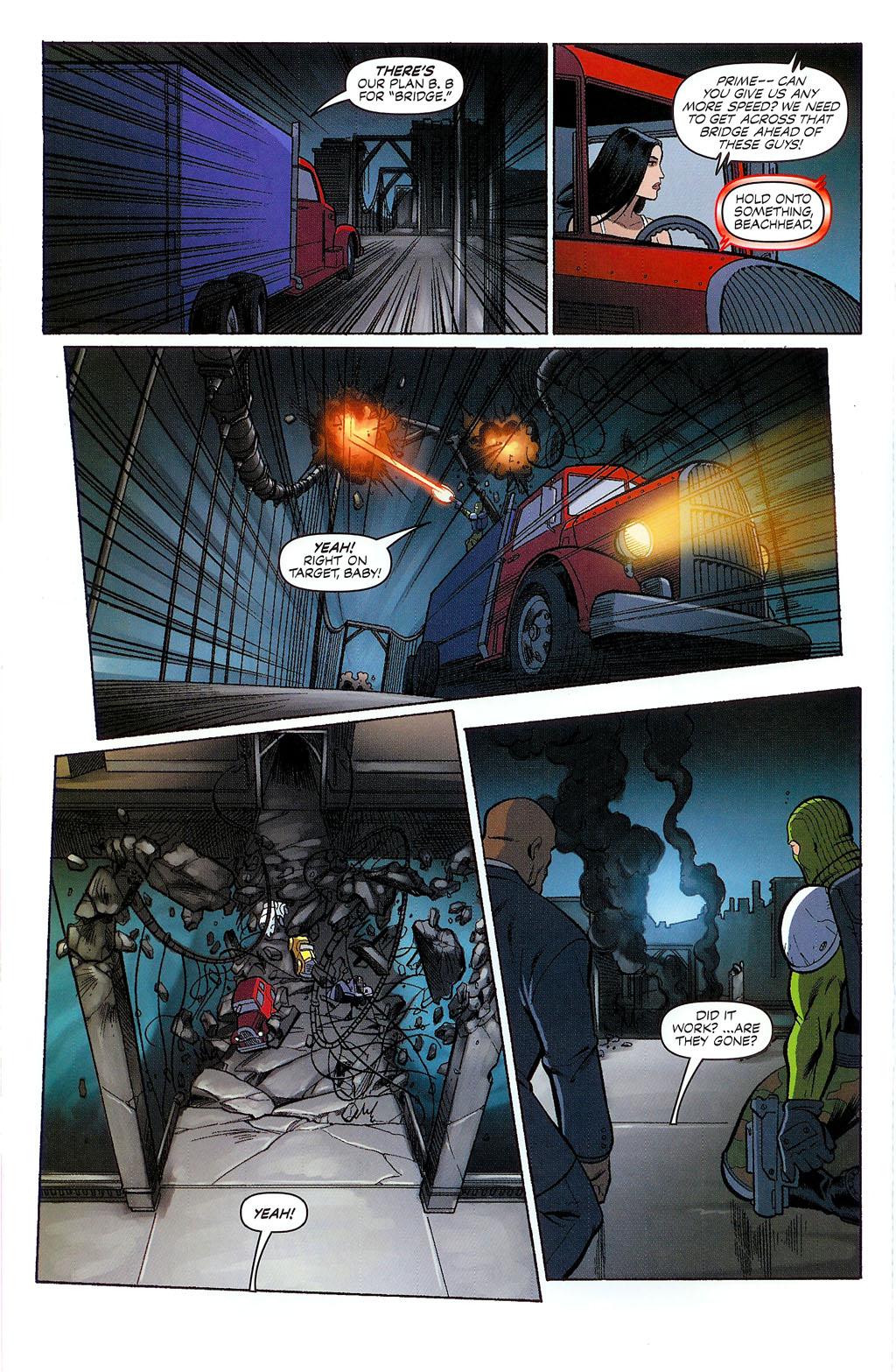 G.I. Joe vs. The Transformers II Issue #2 #3 - English 20