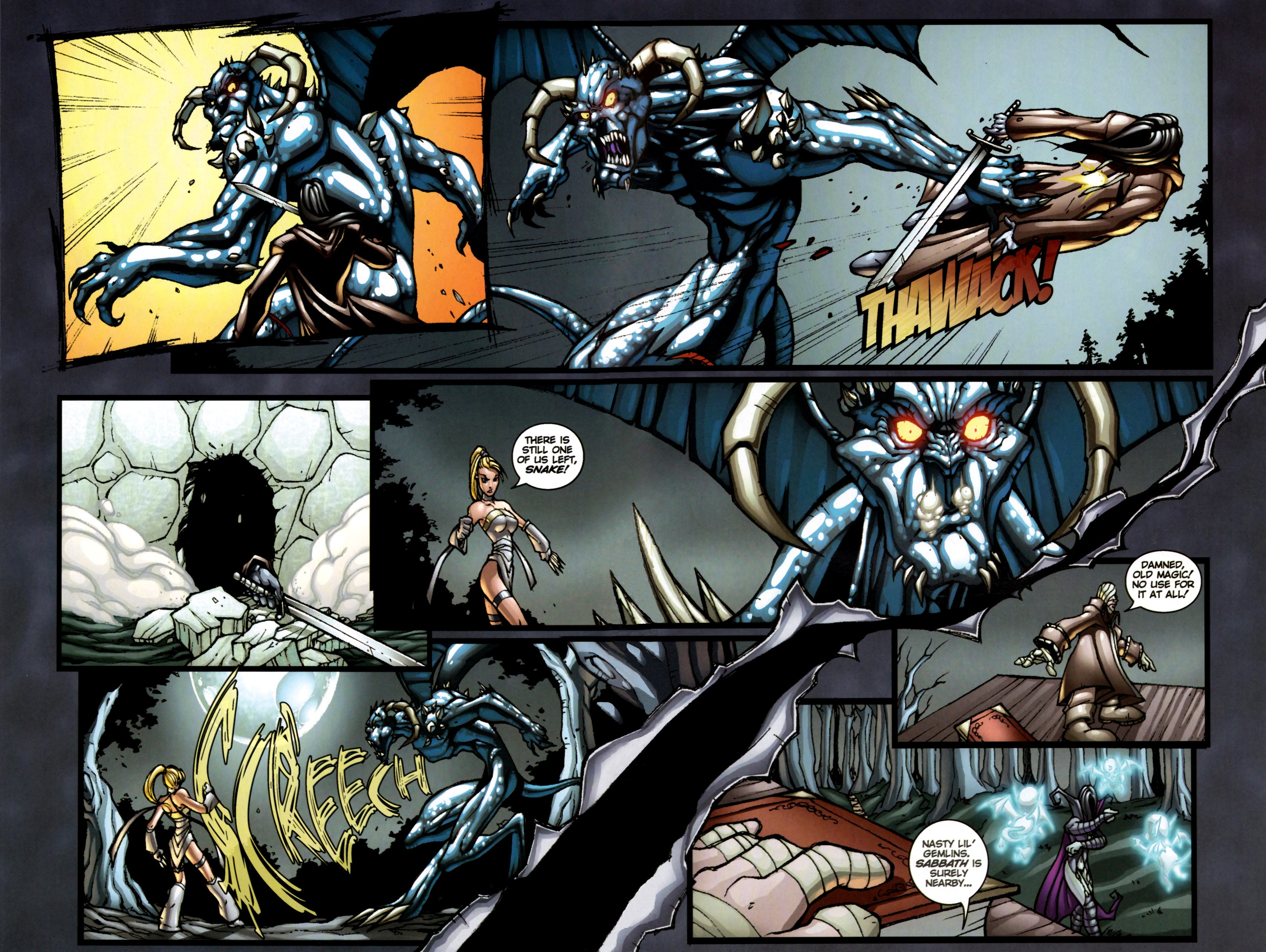 Read online Abiding Perdition comic -  Issue #6 - 12