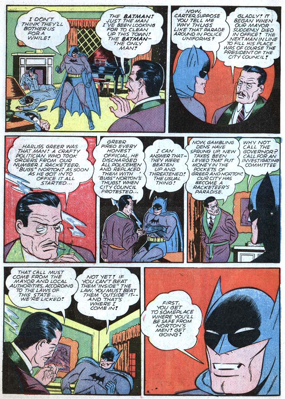 Read online Detective Comics (1937) comic -  Issue #43 - 6