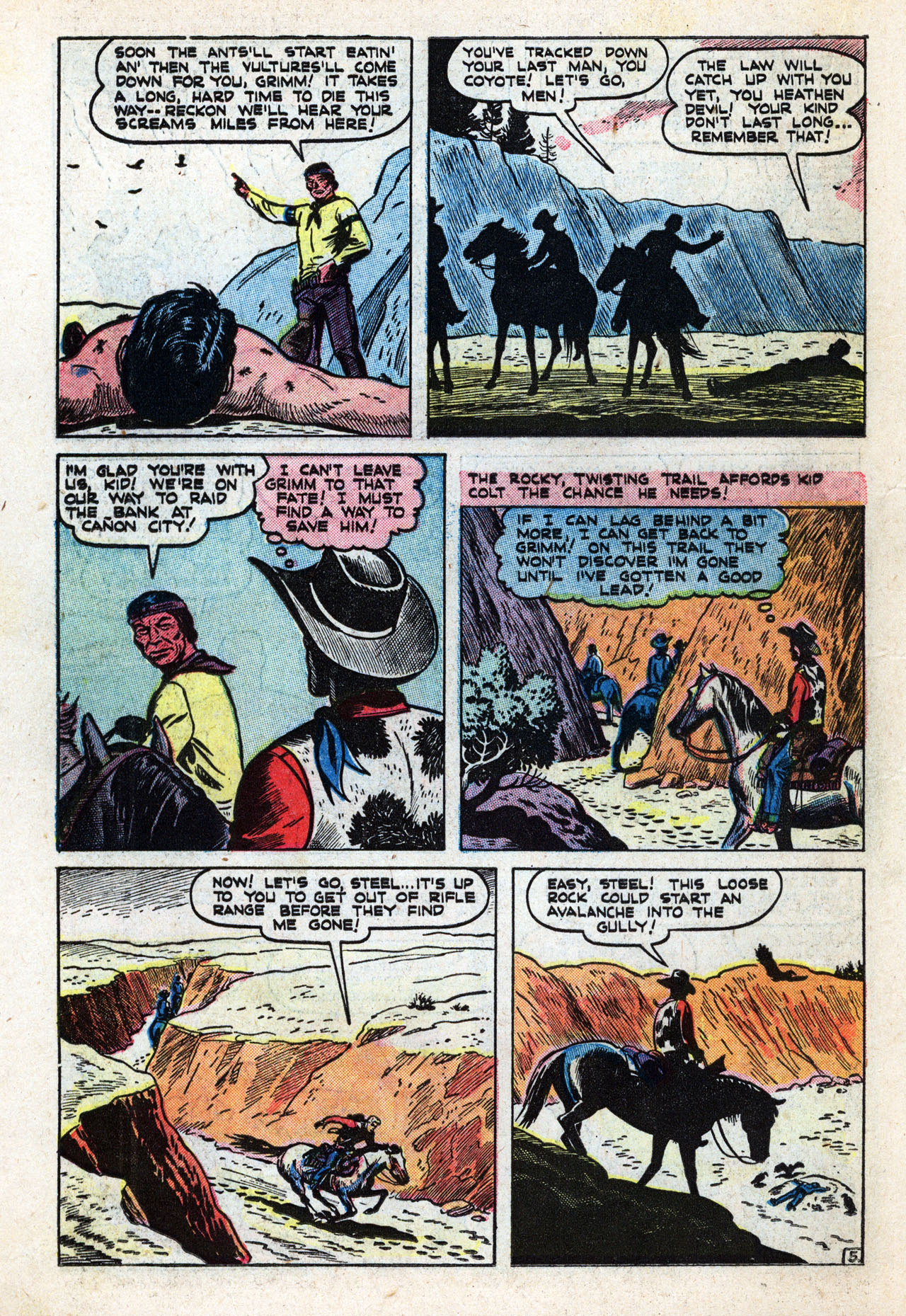 Read online Two-Gun Kid comic -  Issue #10 - 30
