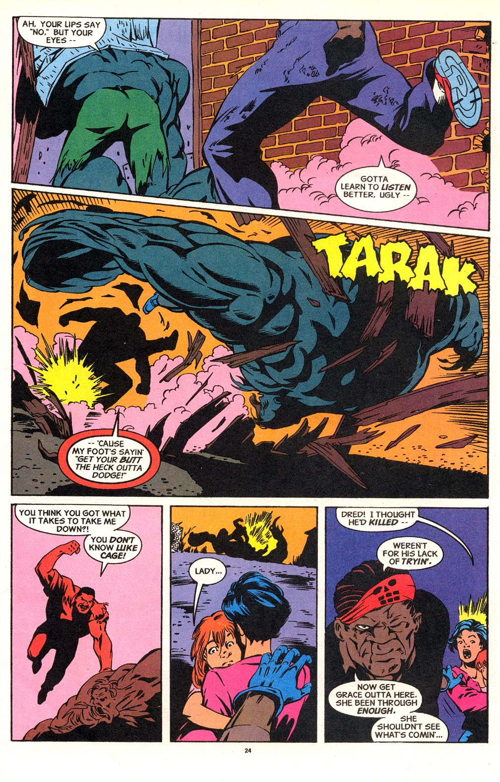 Cage (1992) issue 18 - Page 19