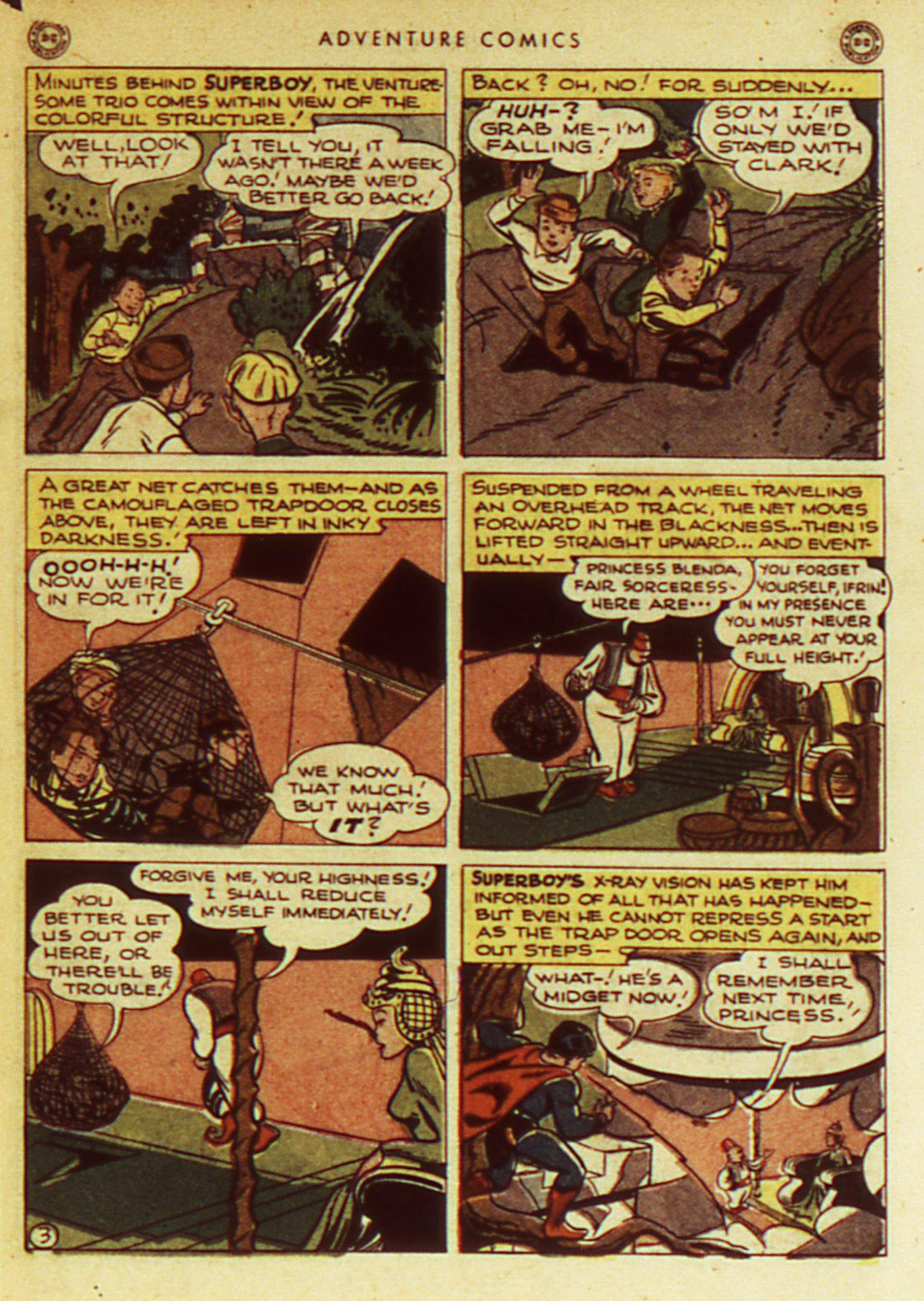 Read online Adventure Comics (1938) comic -  Issue #105 - 5