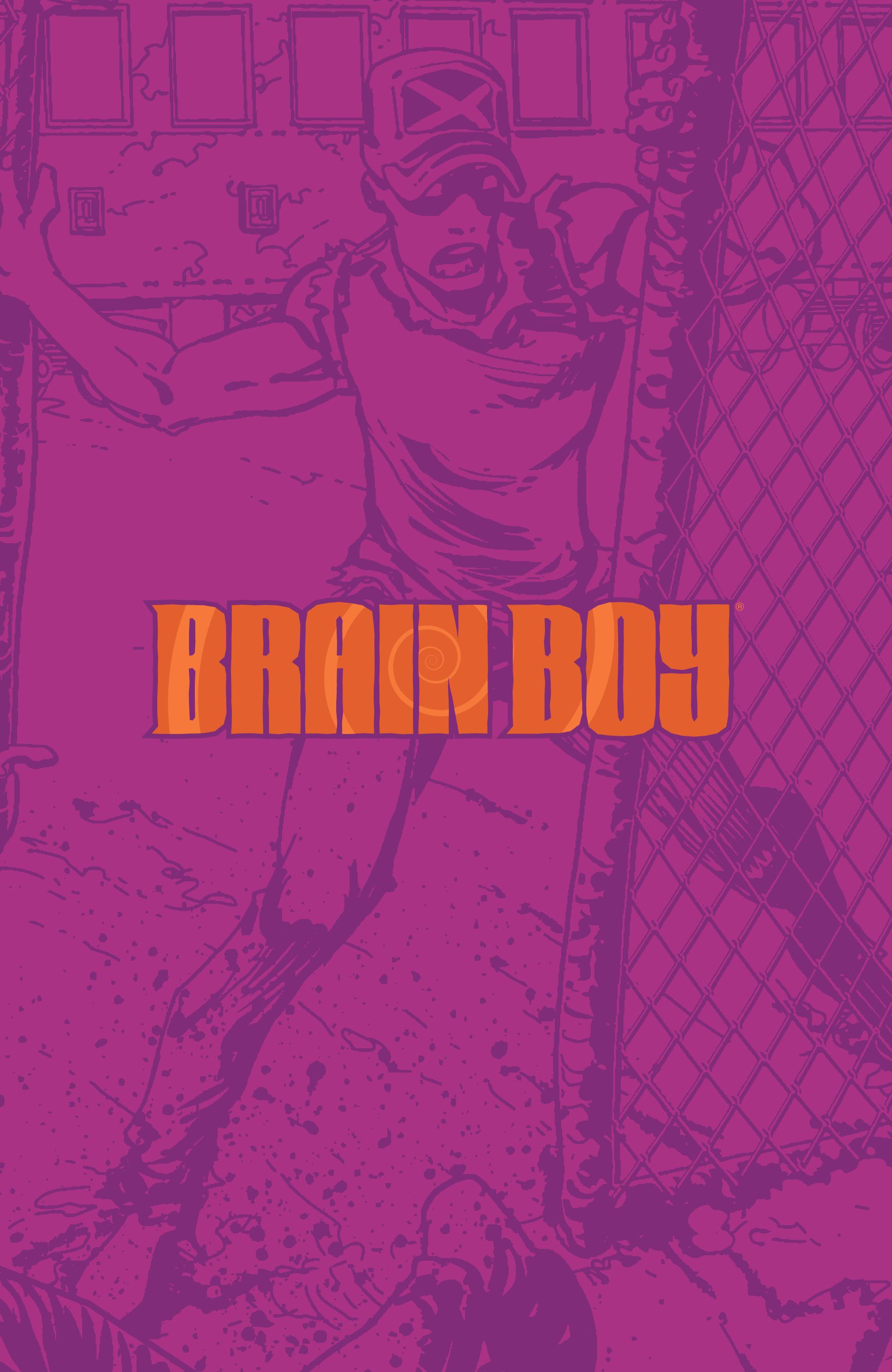 Read online Brain Boy:  The Men from G.E.S.T.A.L.T. comic -  Issue # TPB - 55