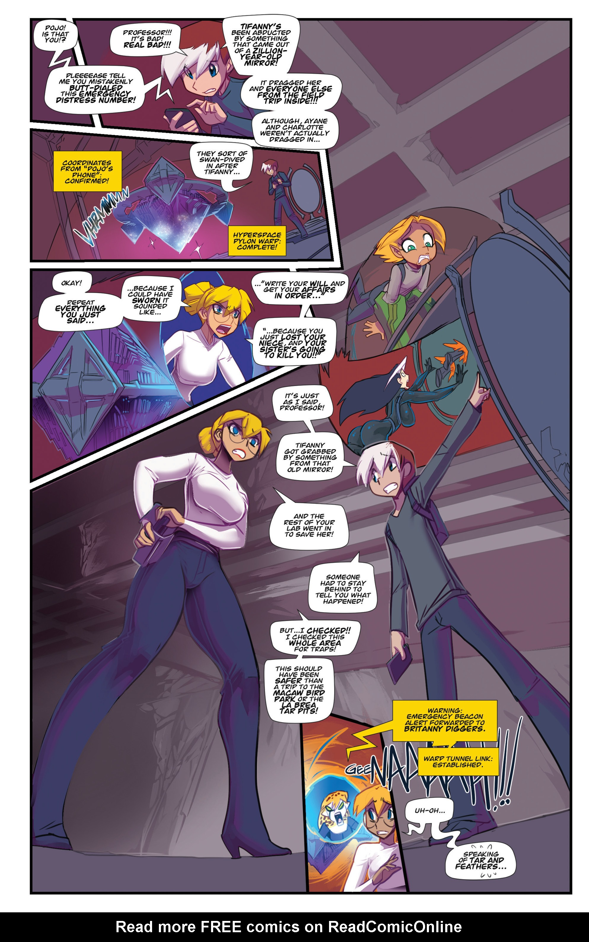 Read online Gold Digger (1999) comic -  Issue #242 - 3