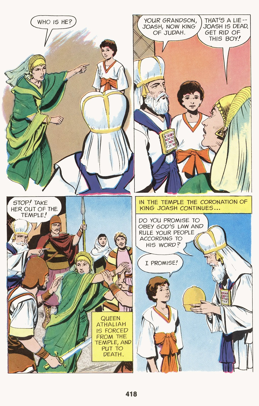 The Picture Bible issue TPB (Part 5) - Page 21