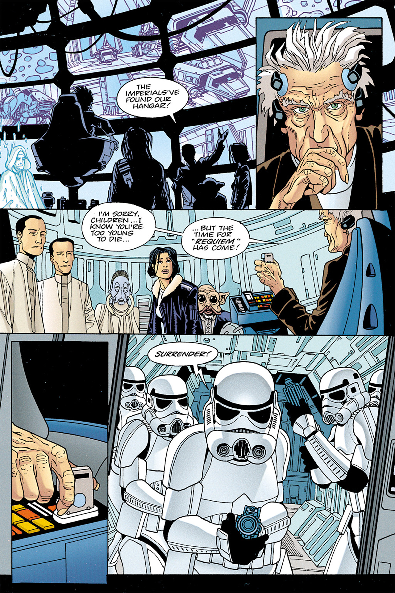 Read online Star Wars Omnibus comic -  Issue # Vol. 1 - 252